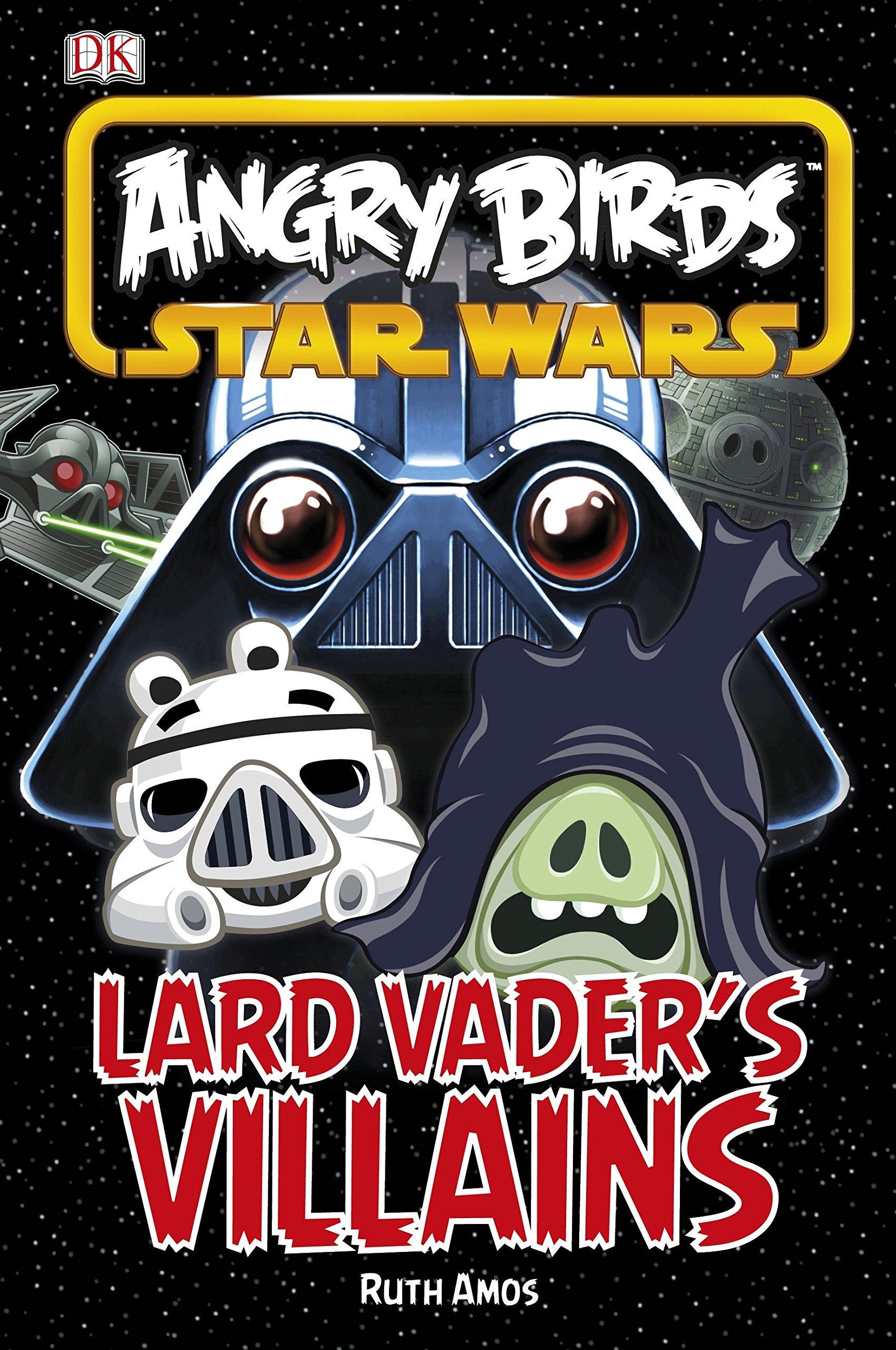 Angry Birds Star Wars: Lard Vader's Villains