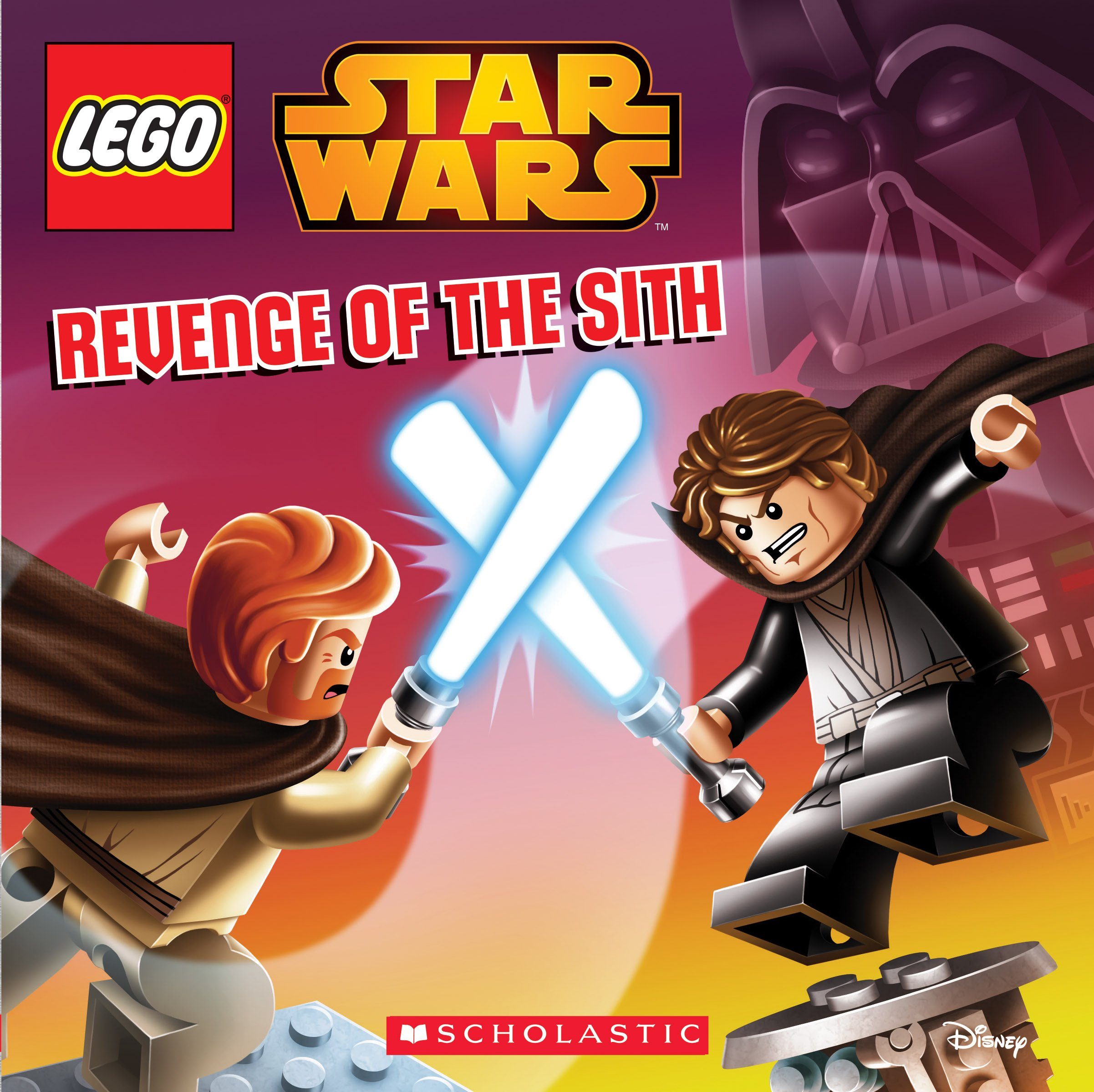 Lego Star Wars: Revenge of the Sith (Scholastic)
