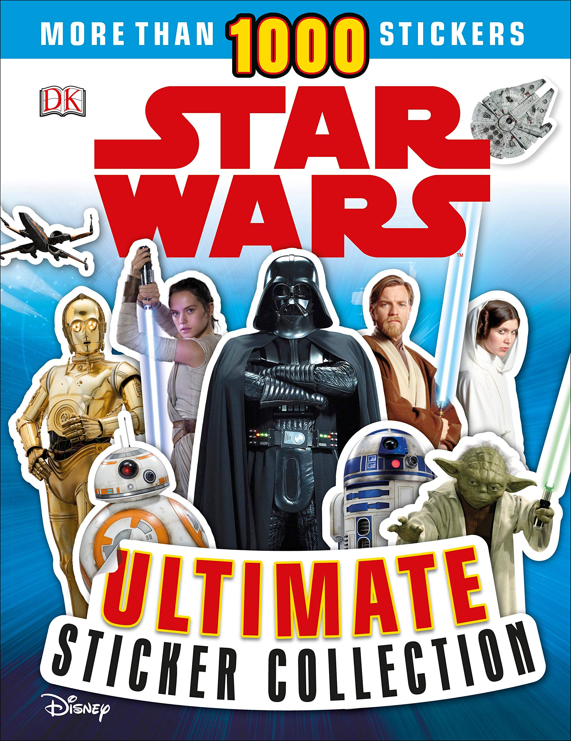 Star Wars Ultimate Sticker Collection (2018)