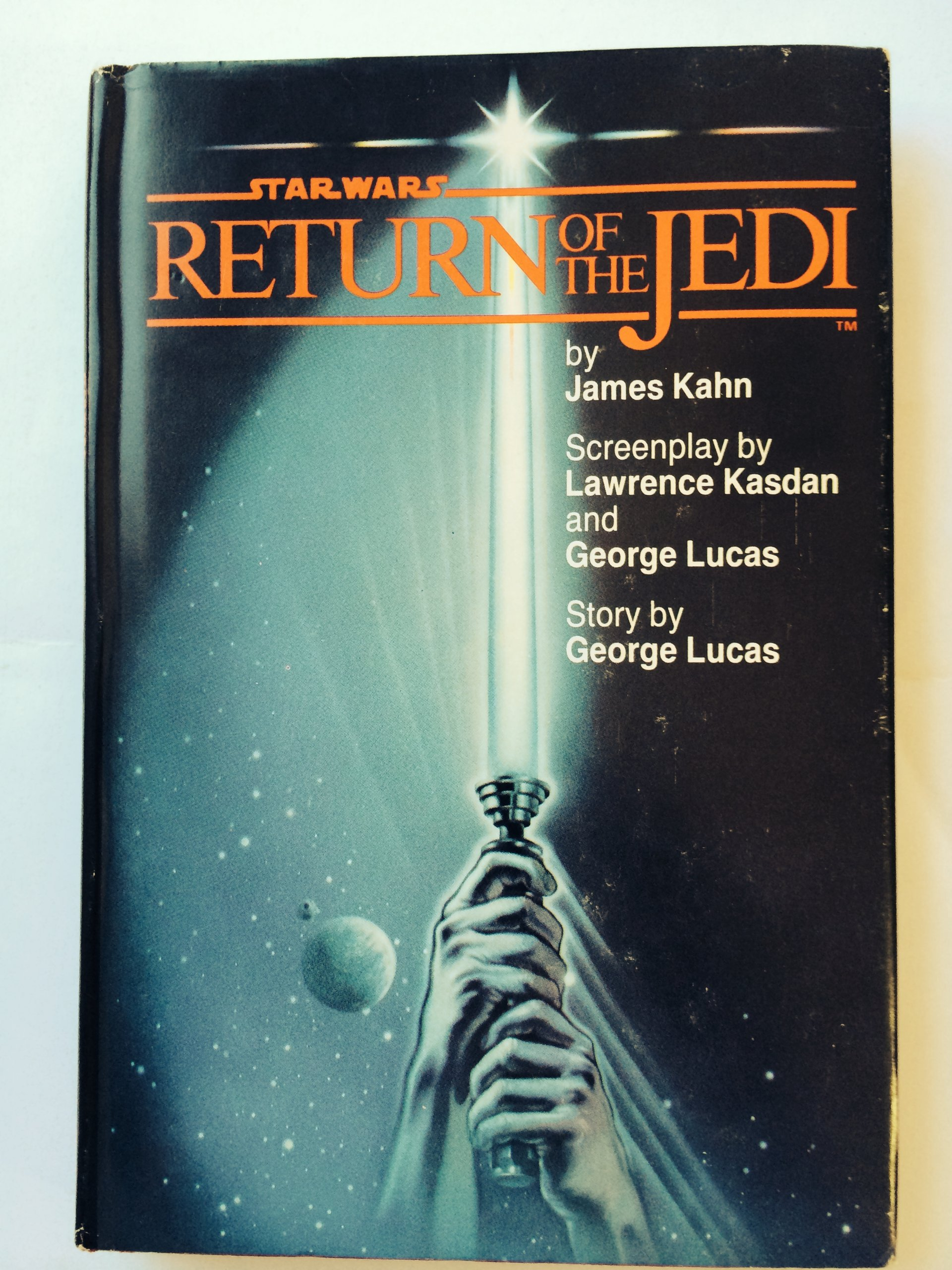 Star Wars: Return of the Jedi (Novel)