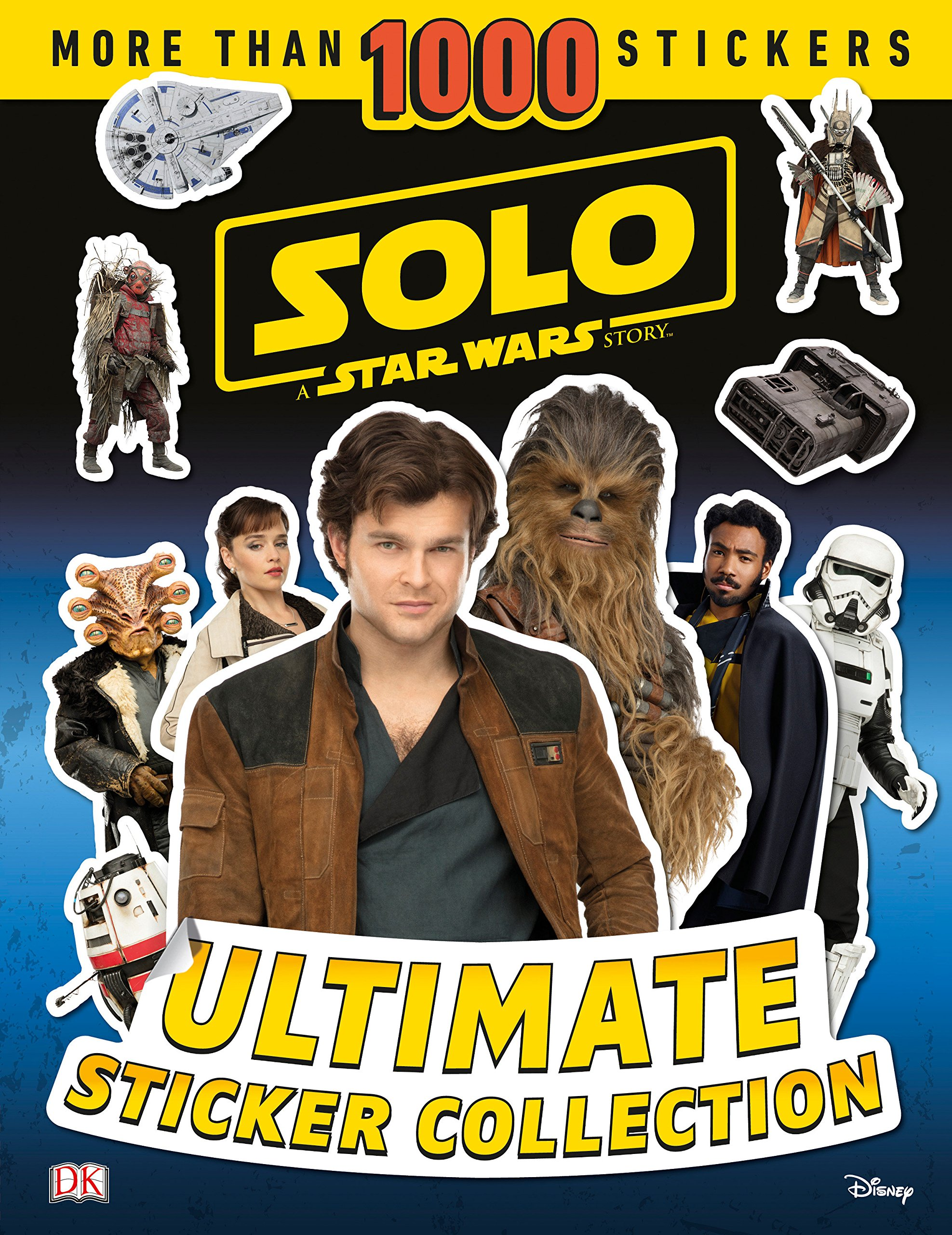 Solo: A Star Wars Story - Ultimate Sticker Collection