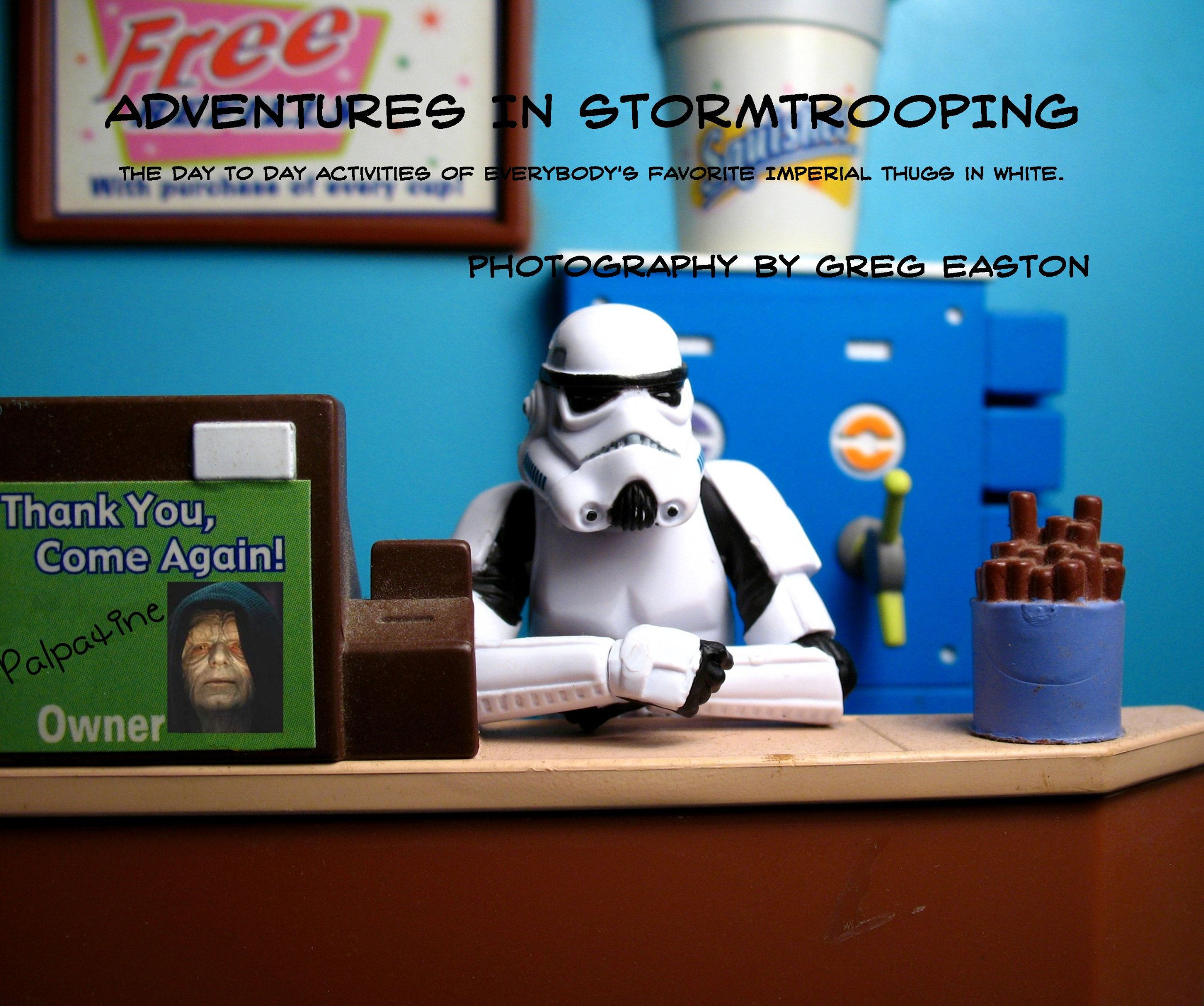 Adventures in Stormtrooping (Photography by Greg Easton)