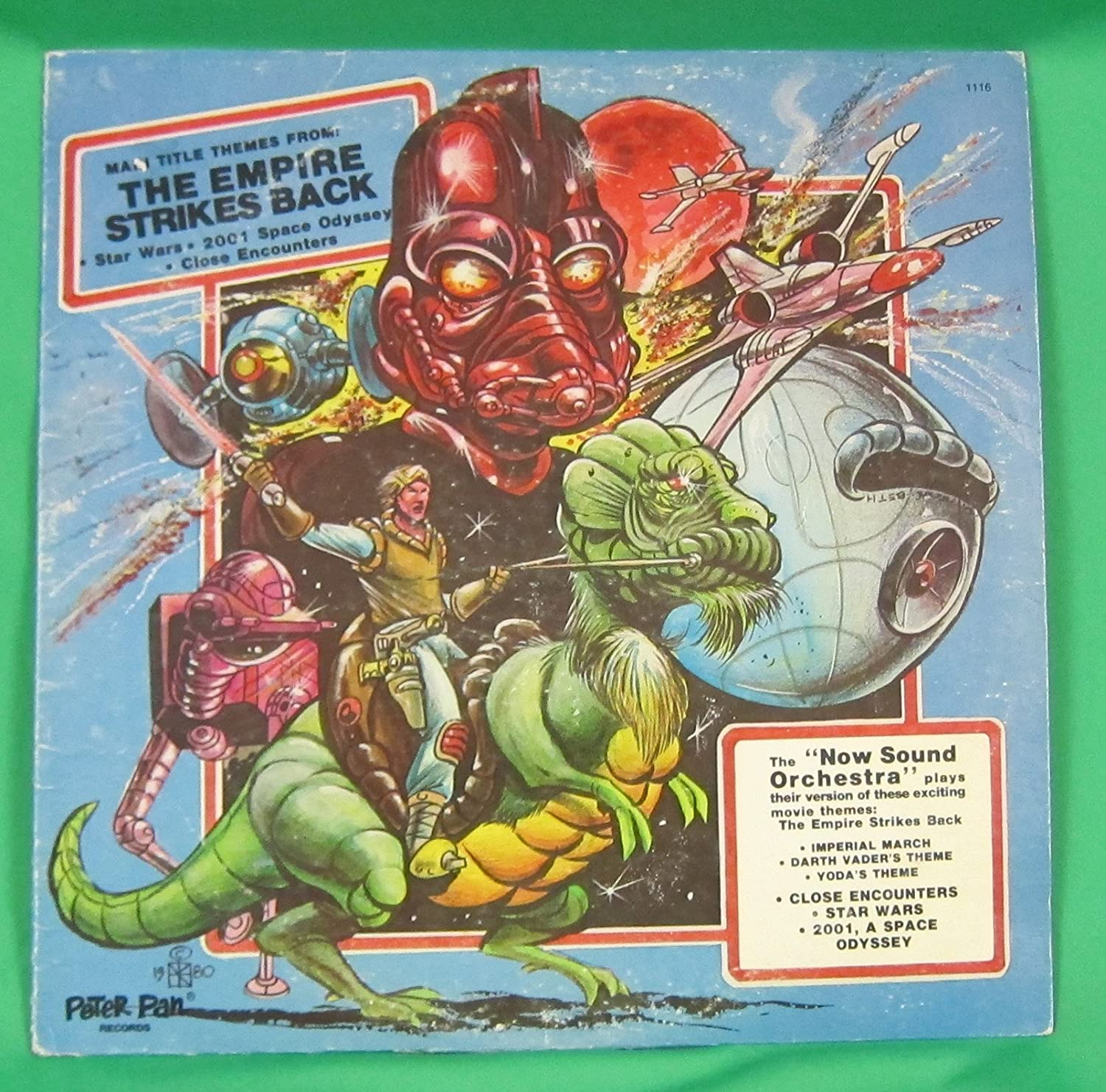 Main Title Themes From The Empire Strikes Back, etc.