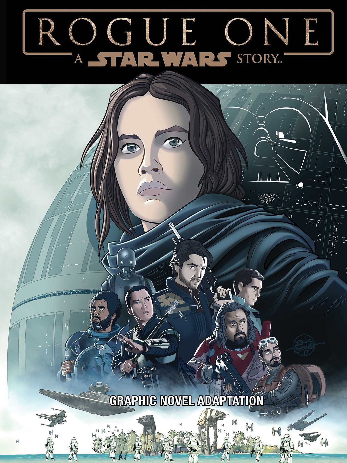 Rogue One: A Star Wars Story Graphic Novel Adaptation