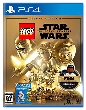 Lego Star Wars: The Force Awakens (video game)