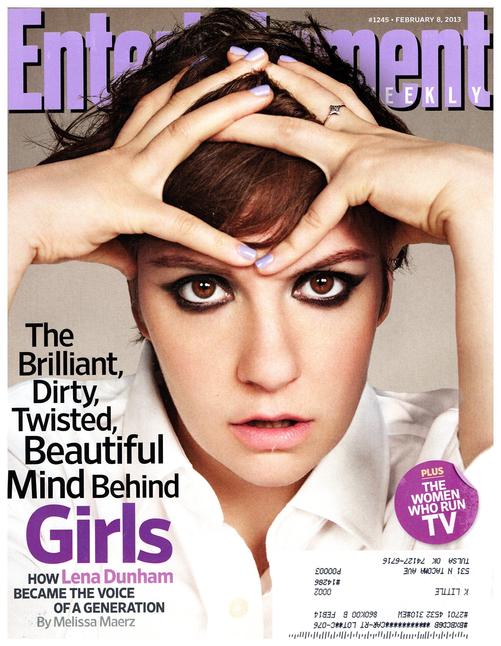 Entertainment Weekly February 8, 2013