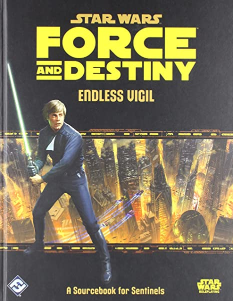 Star Wars Force and Destiny: Endless Vigil