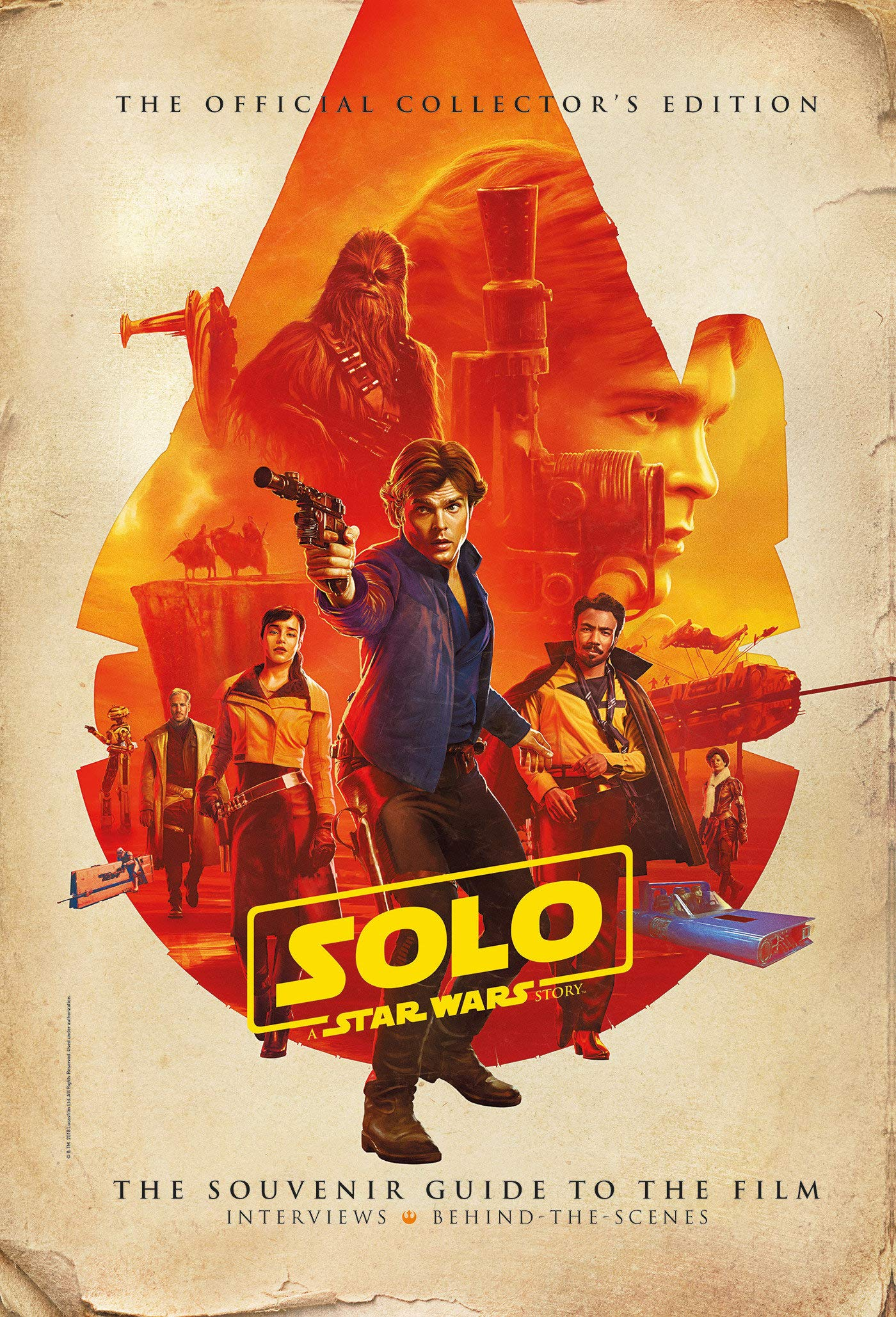 Solo: A Star Wars Story - The Official Collector's Edition (Book)