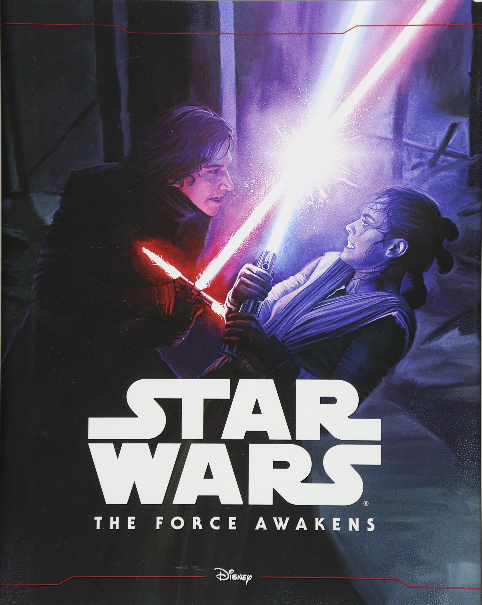 Star Wars: The Force Awakens (Storybook)