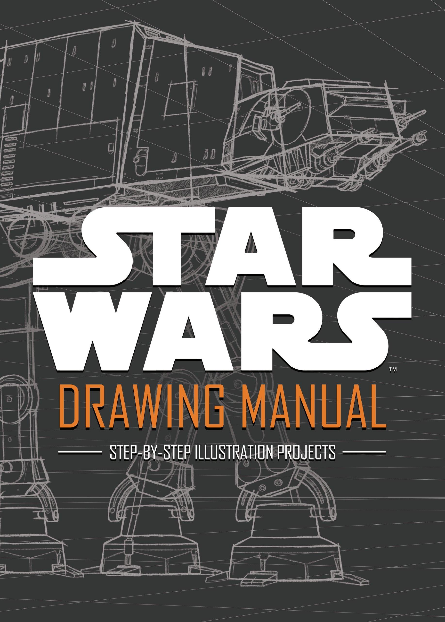 Star Wars Drawing Manual