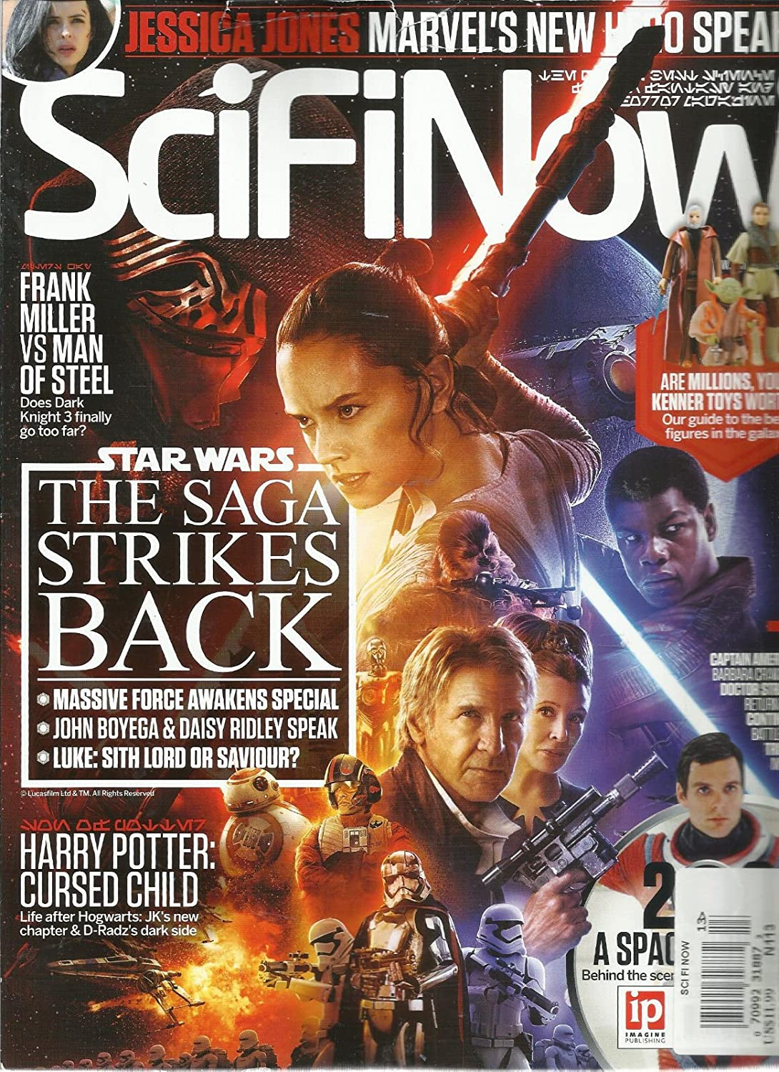 SciFi Now The Force Awakens Issue