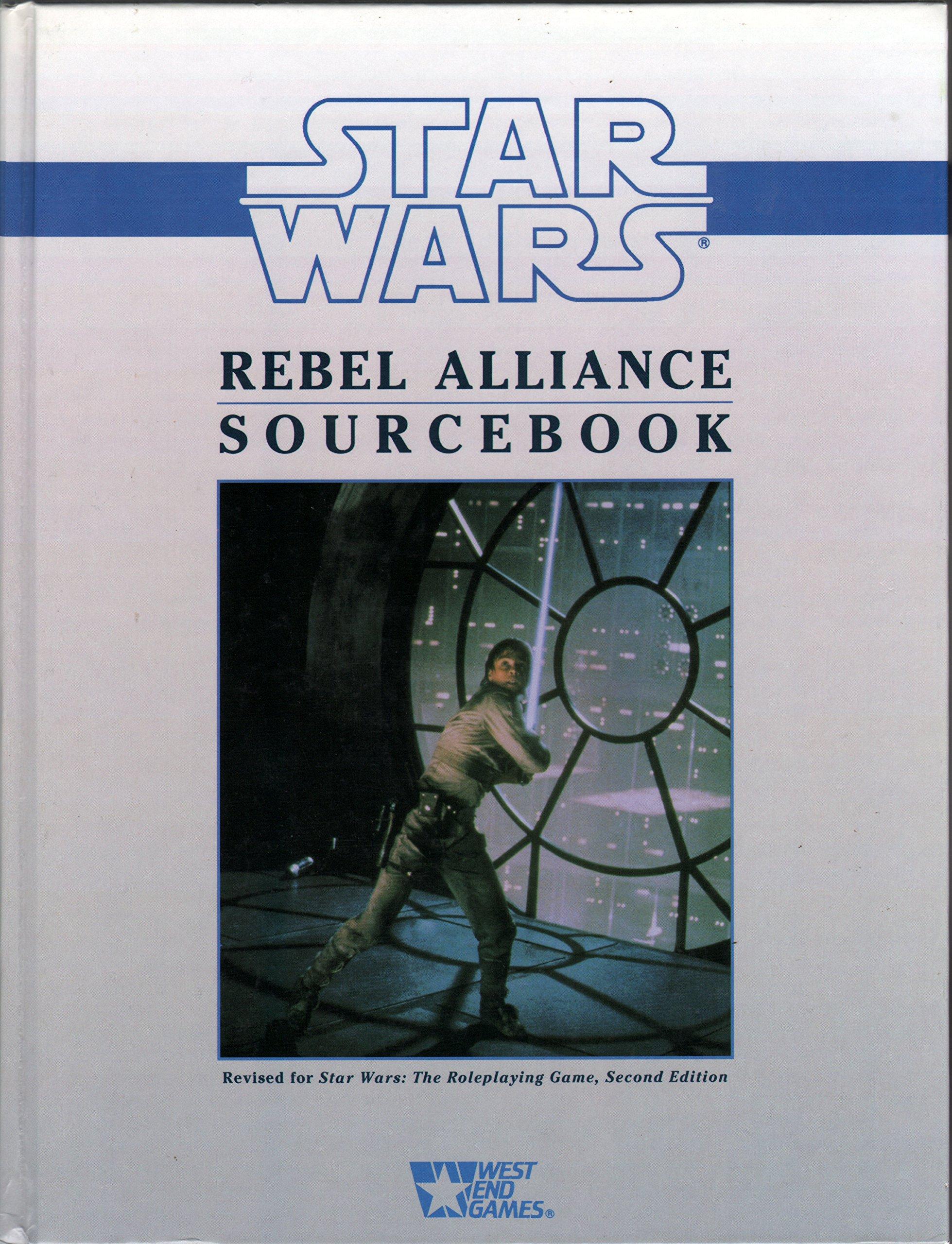 Star Wars Rebel Alliance Sourcebook, Second Edition