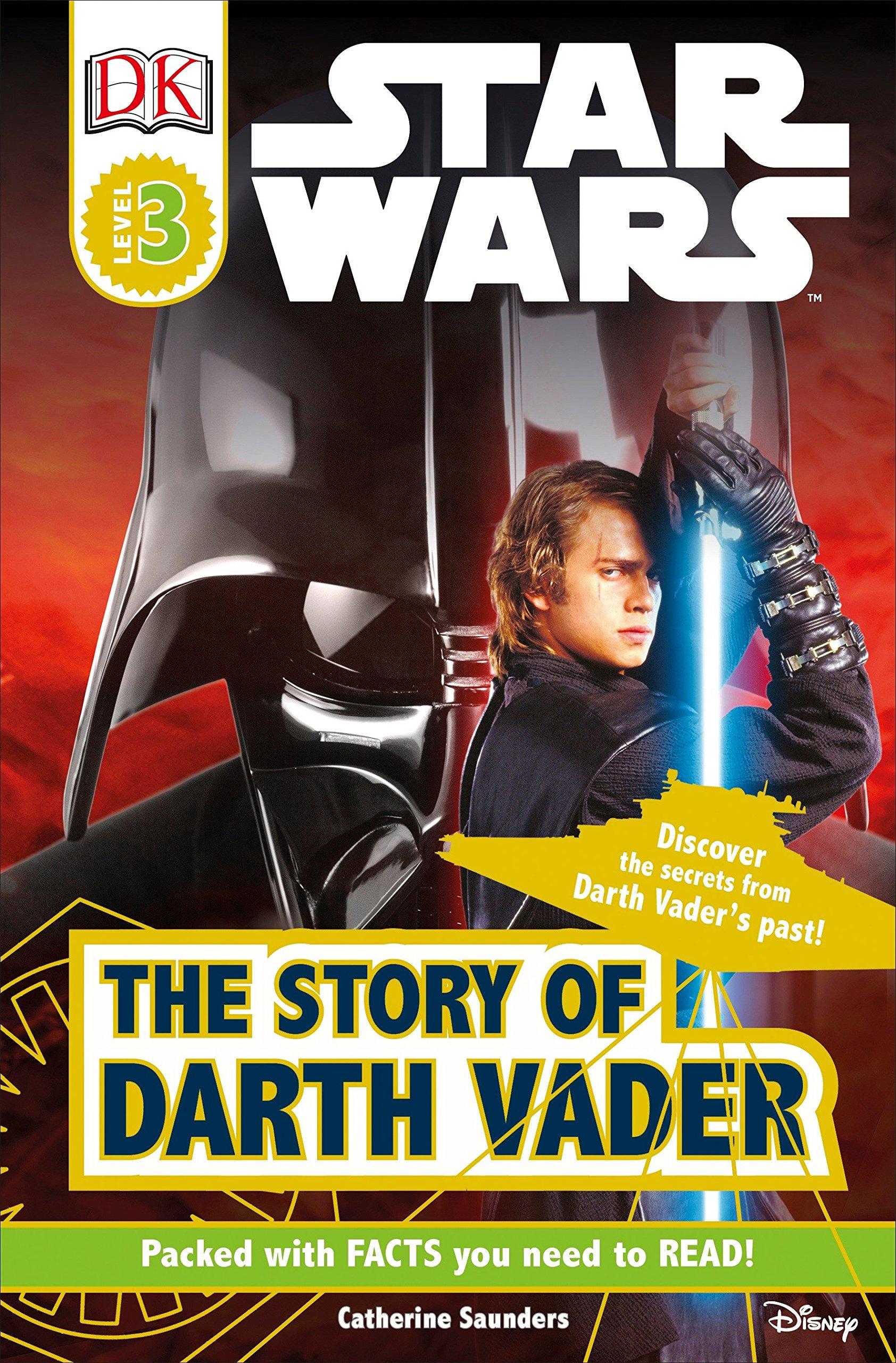 Star Wars: The Story of Darth Vader (reprint)