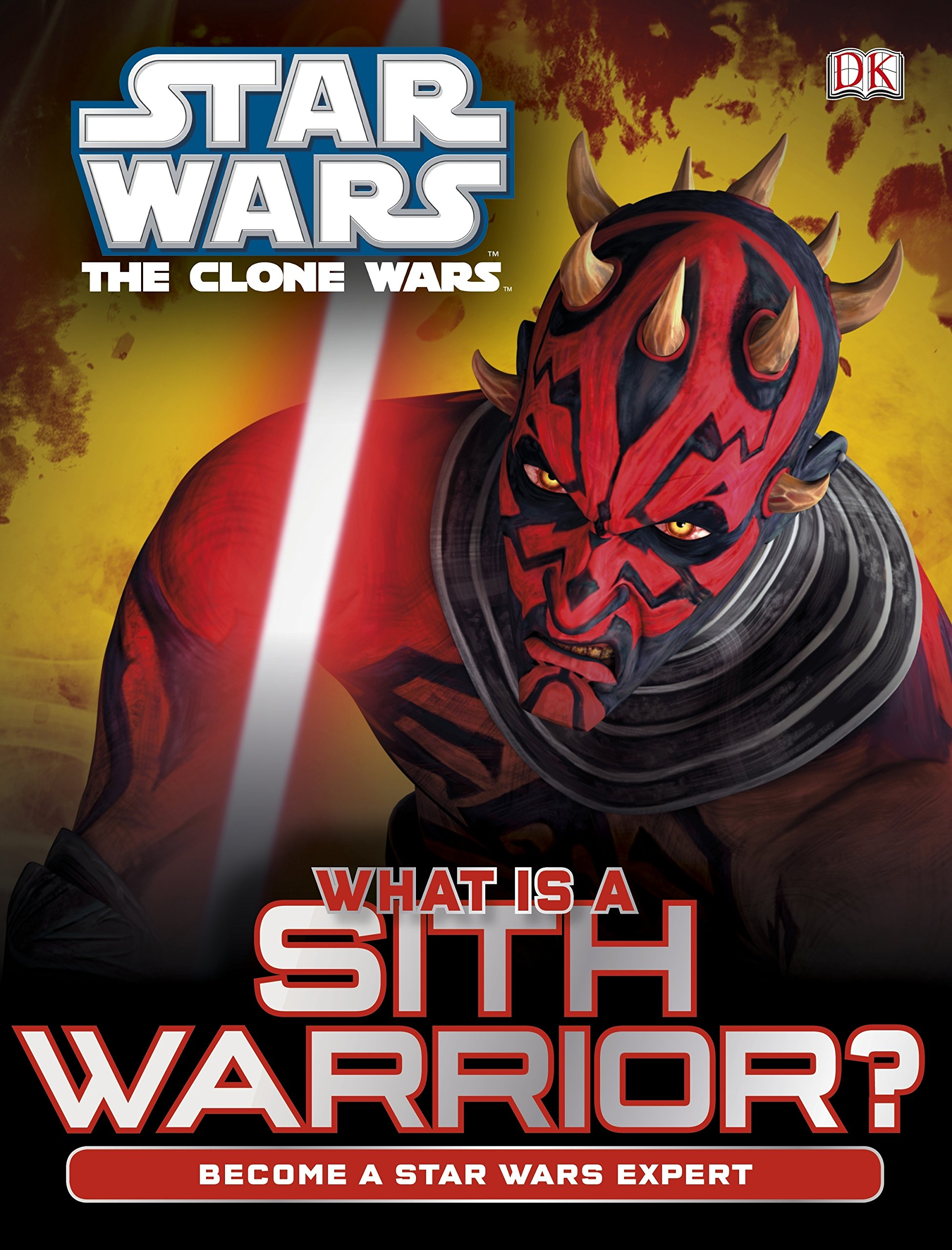 Star Wars The Clone Wars: What is a Sith Warrior?
