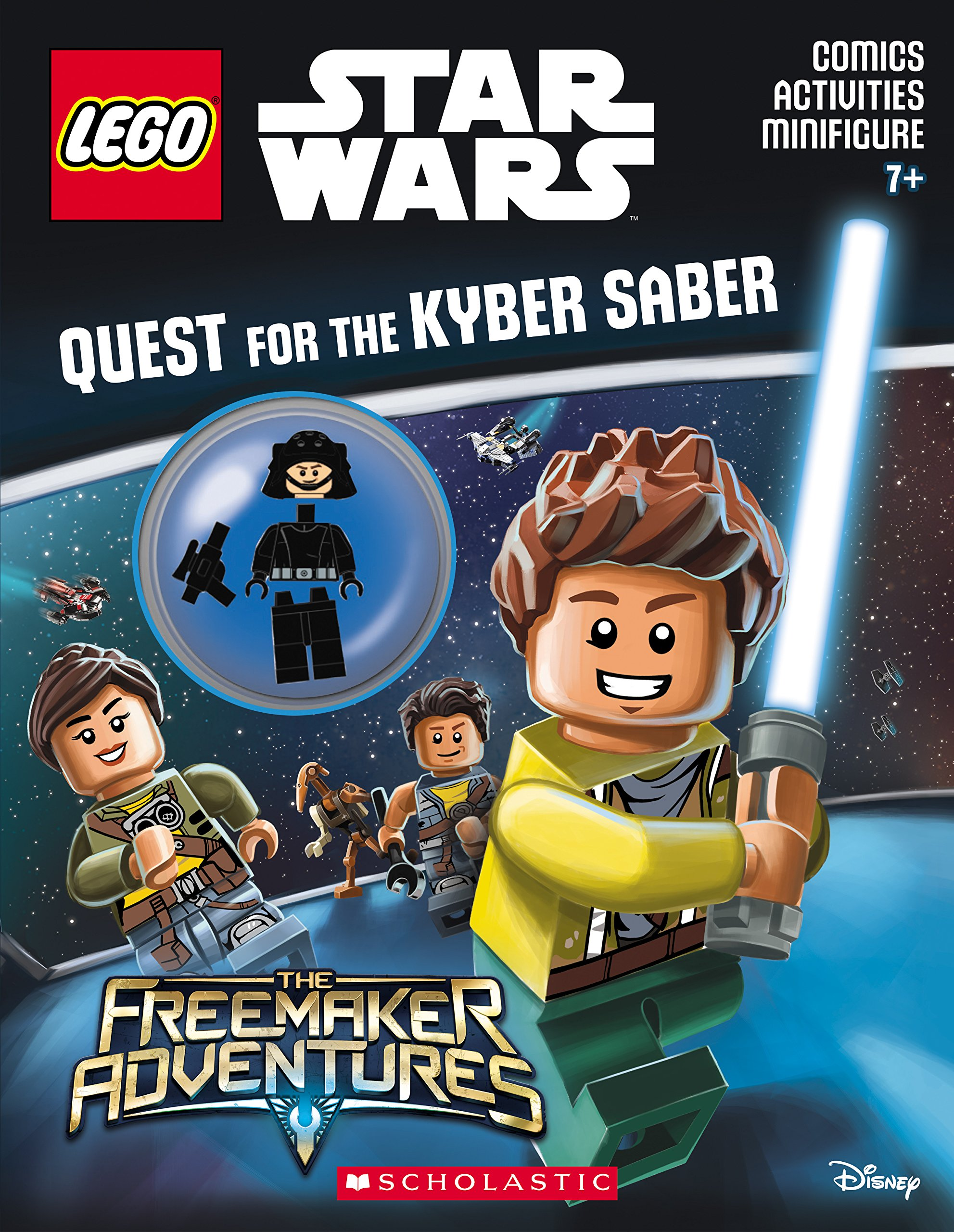 Lego Star Wars: Quest for the Kyber Saber
