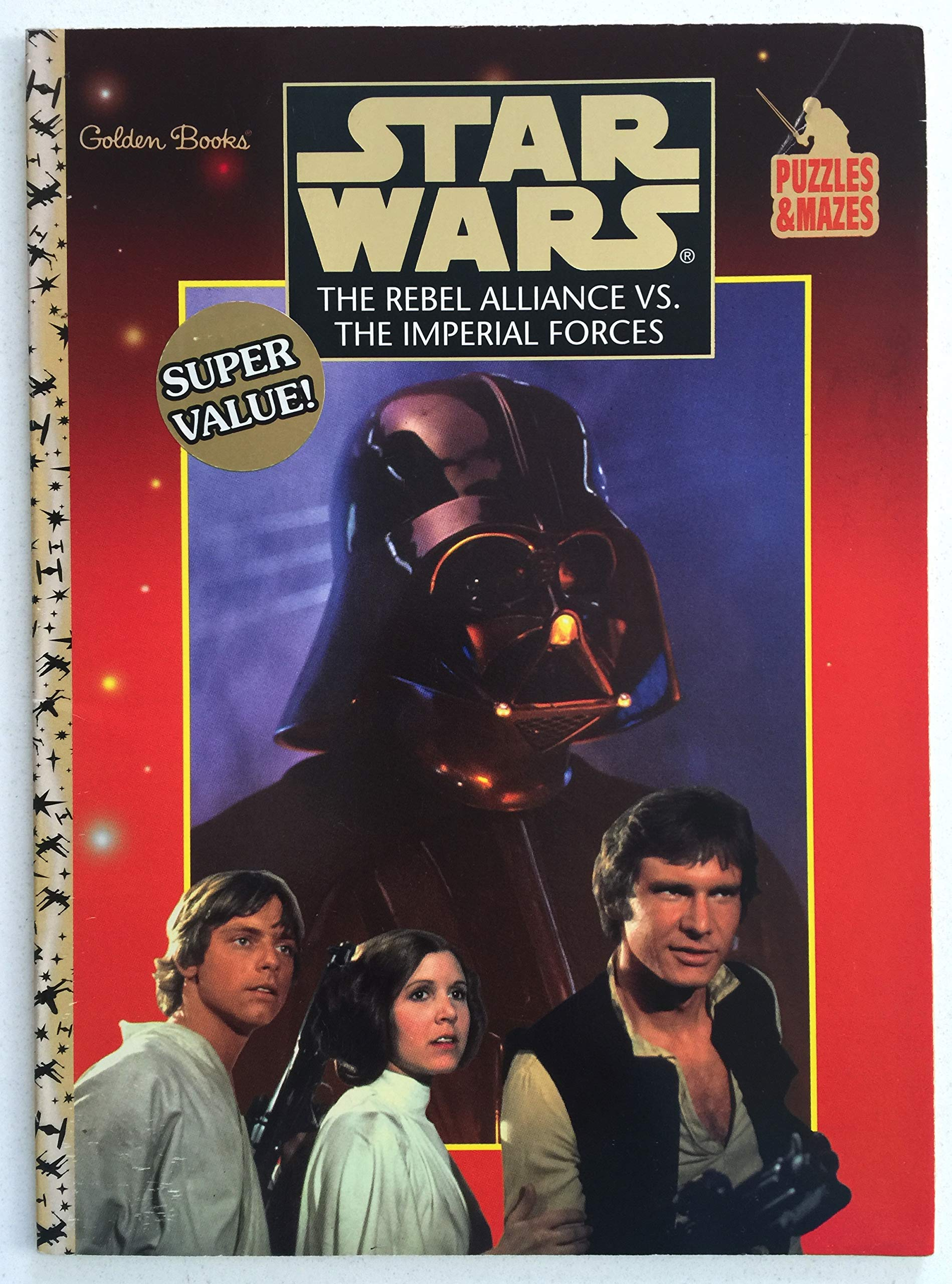 Star Wars: The Rebel Alliance vs. The Imperial Forces