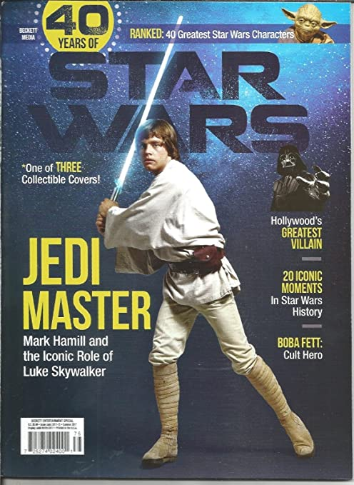 40 Years of Star Wars