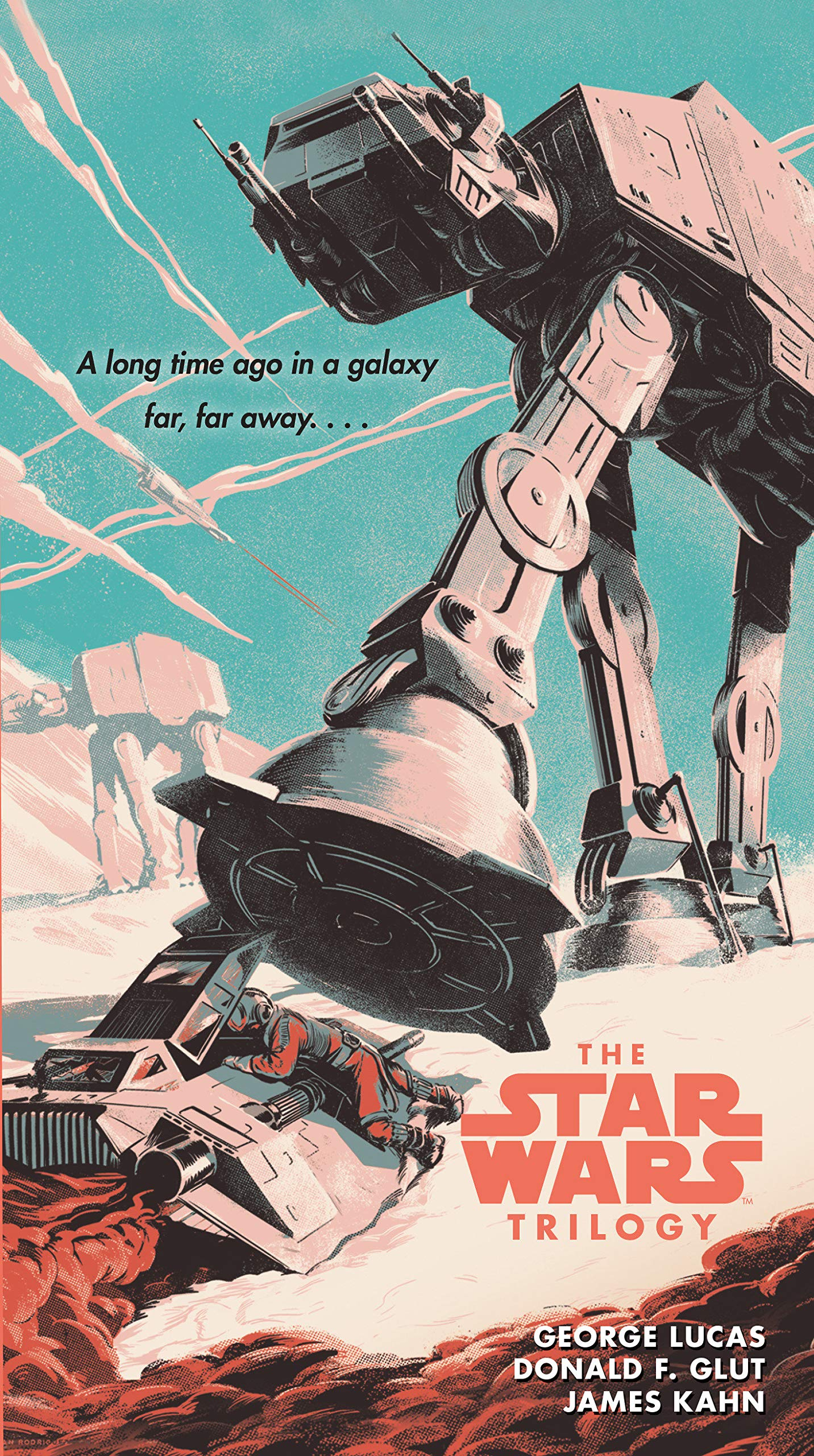 The Star Wars Trilogy (40th Anniversary)
