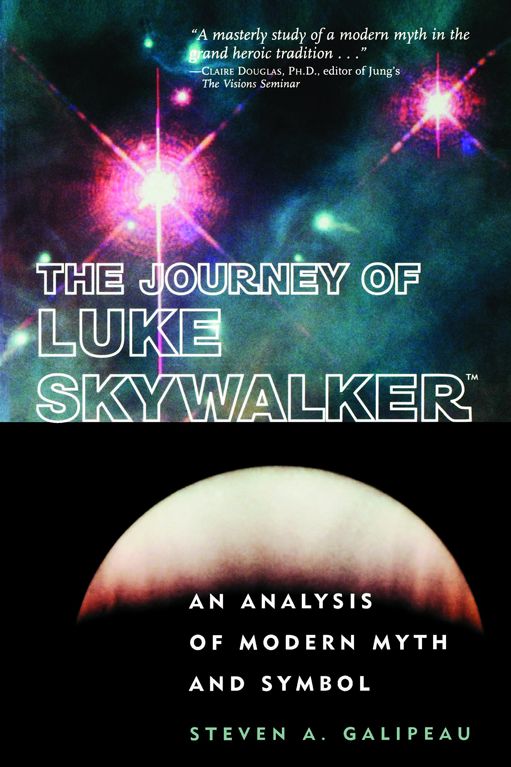The Journey of Luke Skywalker