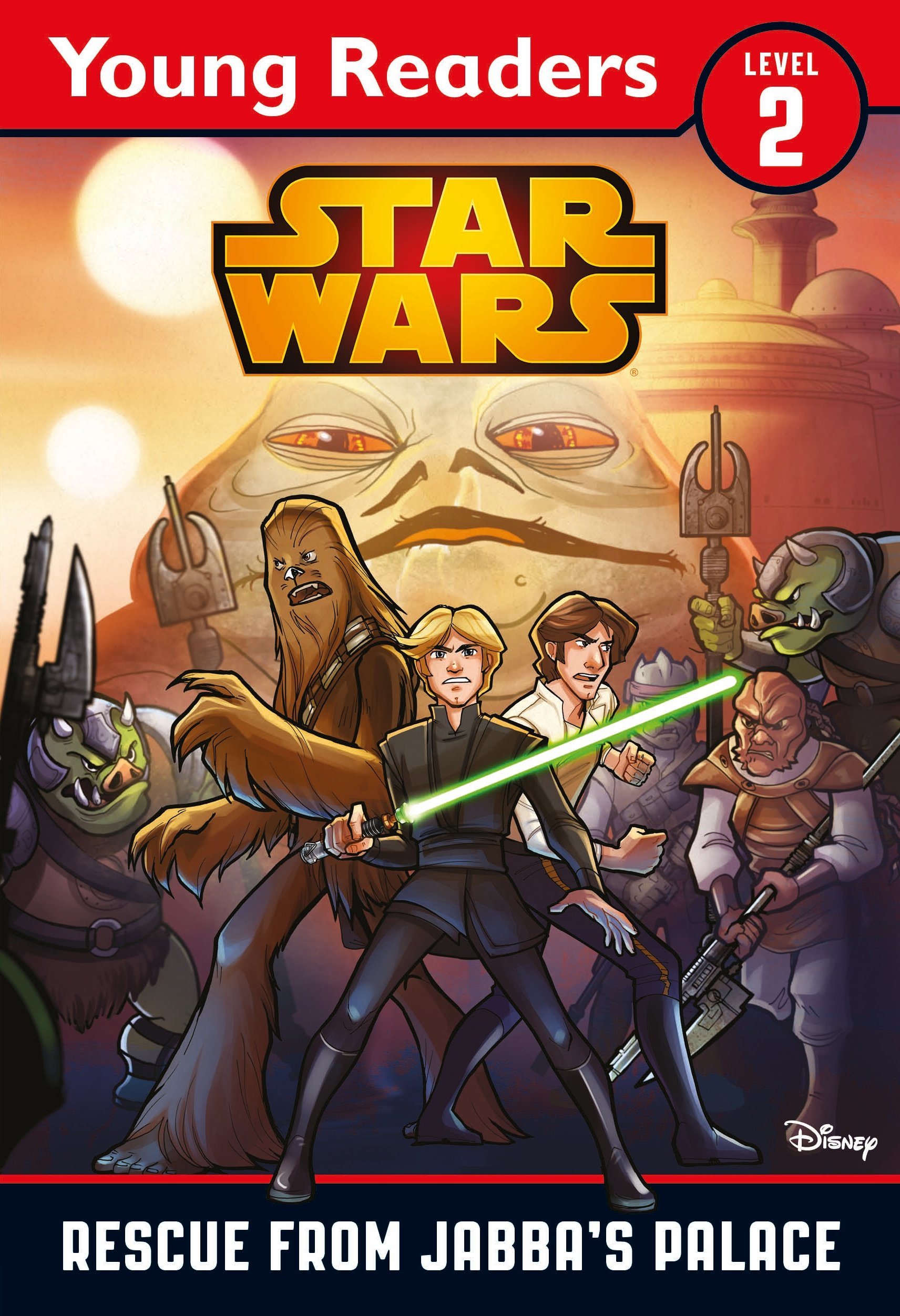 Star Wars: Rescue from Jabba's Palace