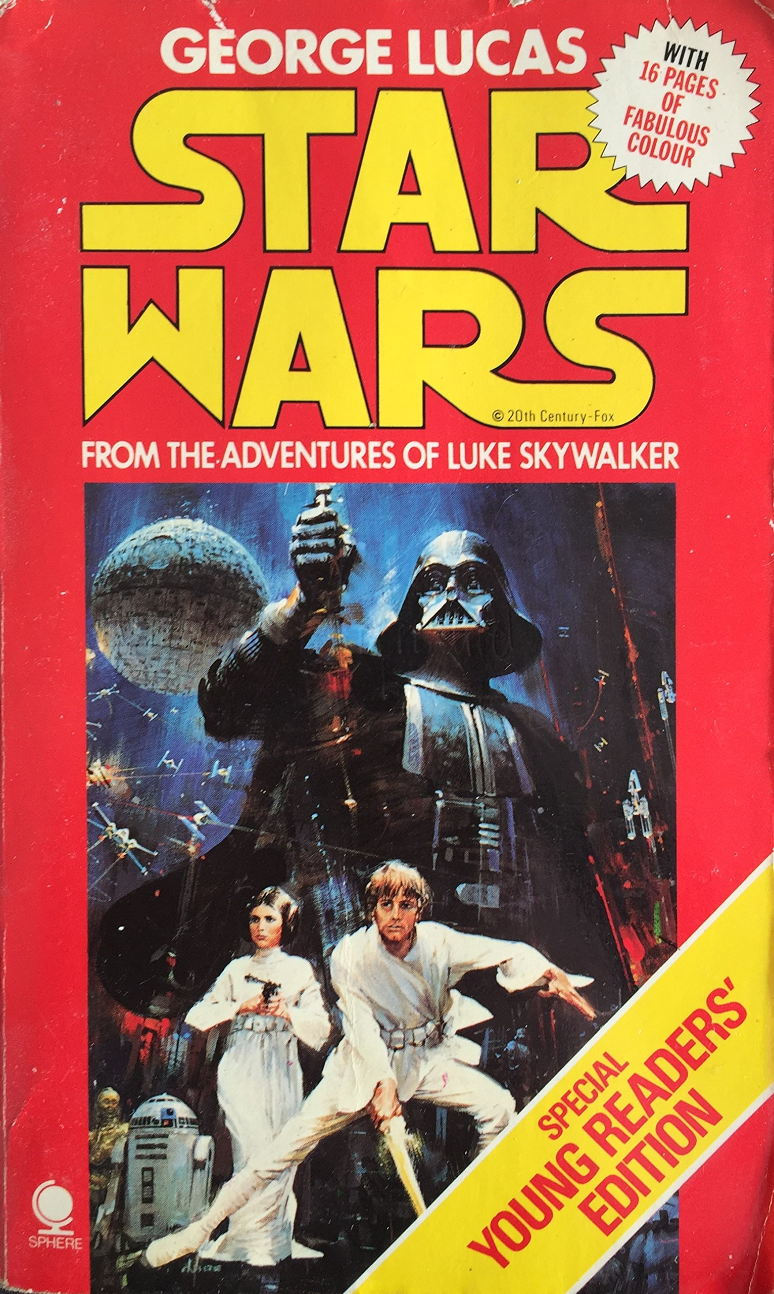 Star Wars: From the Adventures of Luke Skywalker - Young Readers Edition