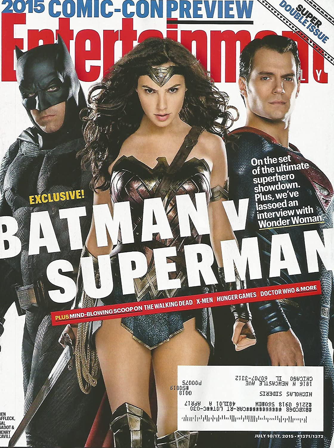 Entertainment Weekly July 17, 2015