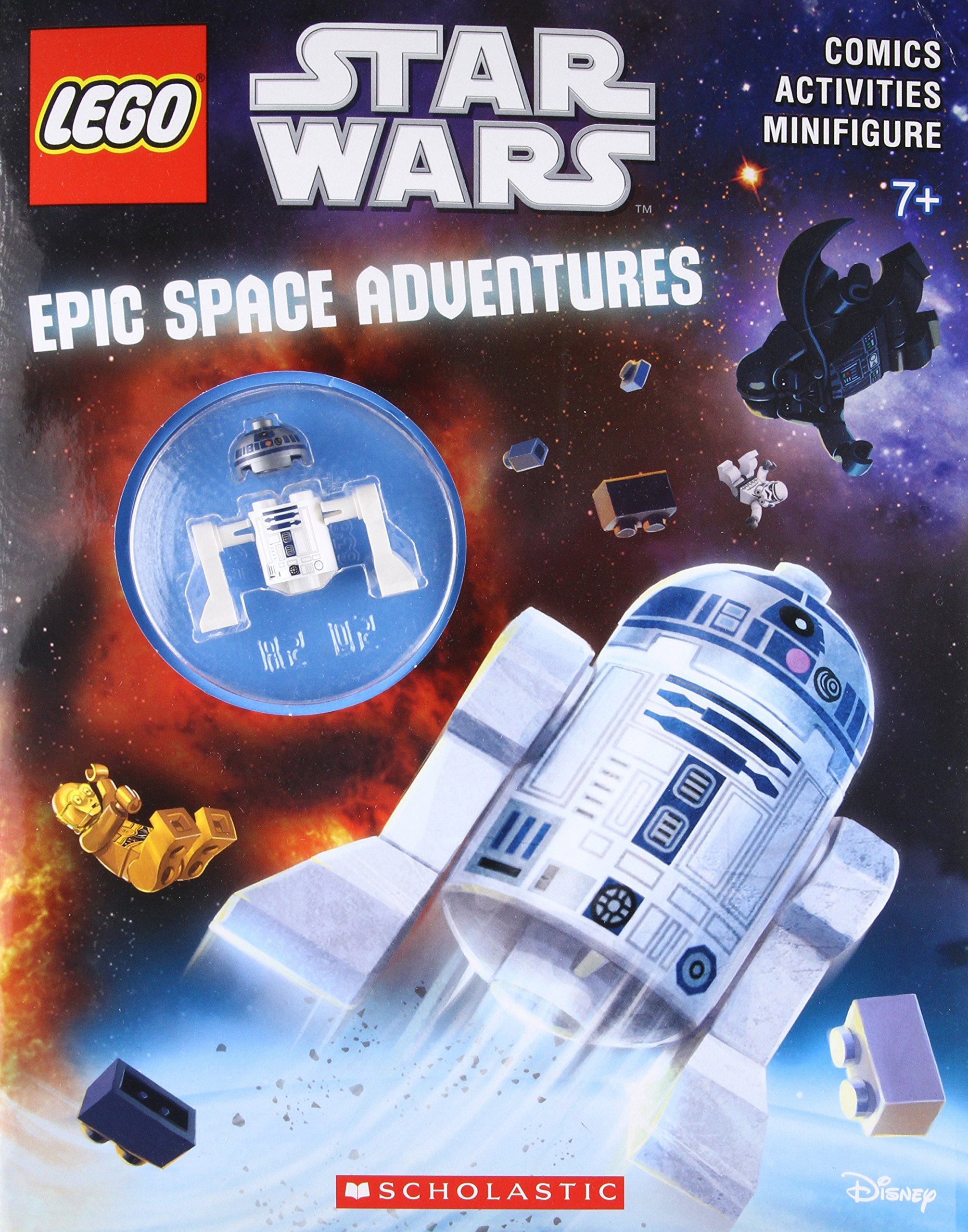 Lego Star Wars: Epic Space Adventures
