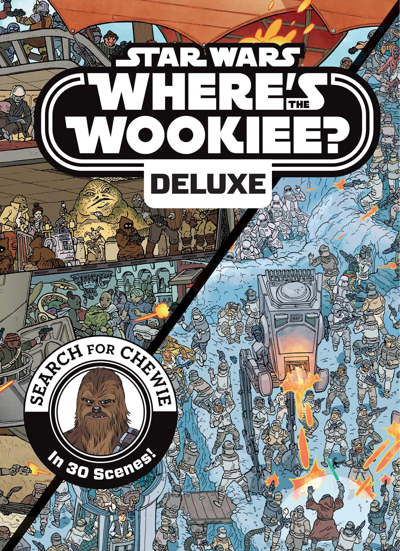 Star Wars: Where's the Wookiee Deluxe