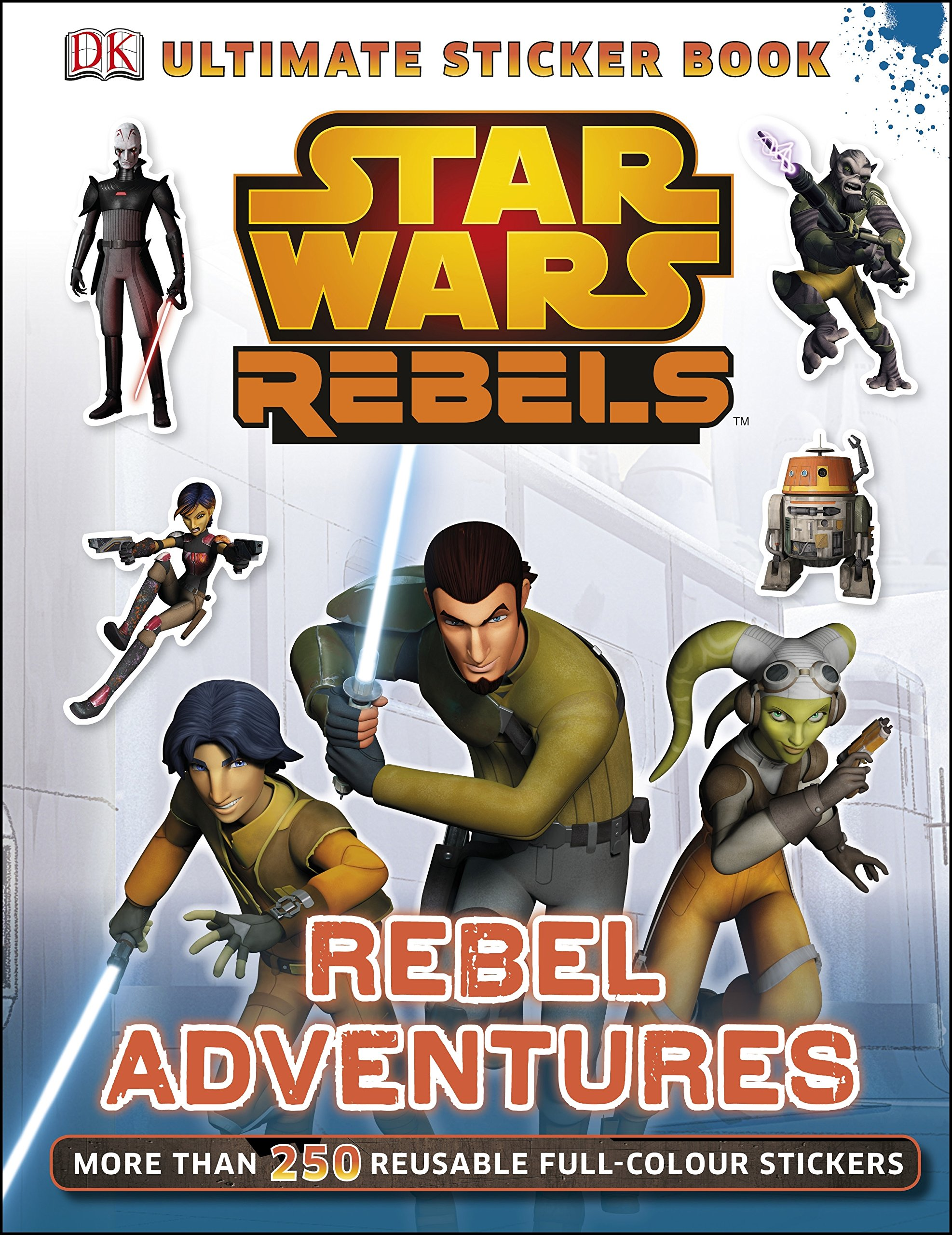 Star Wars Rebels: Rebel Adventures