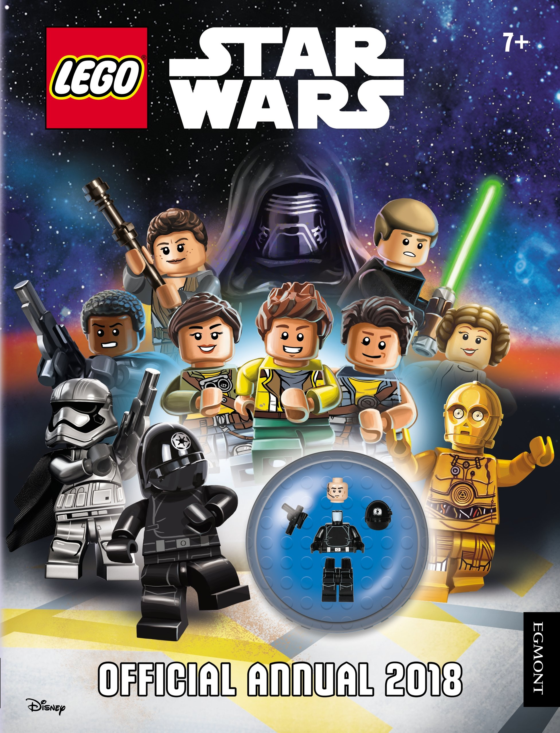 Lego Star Wars Official Annual 2018