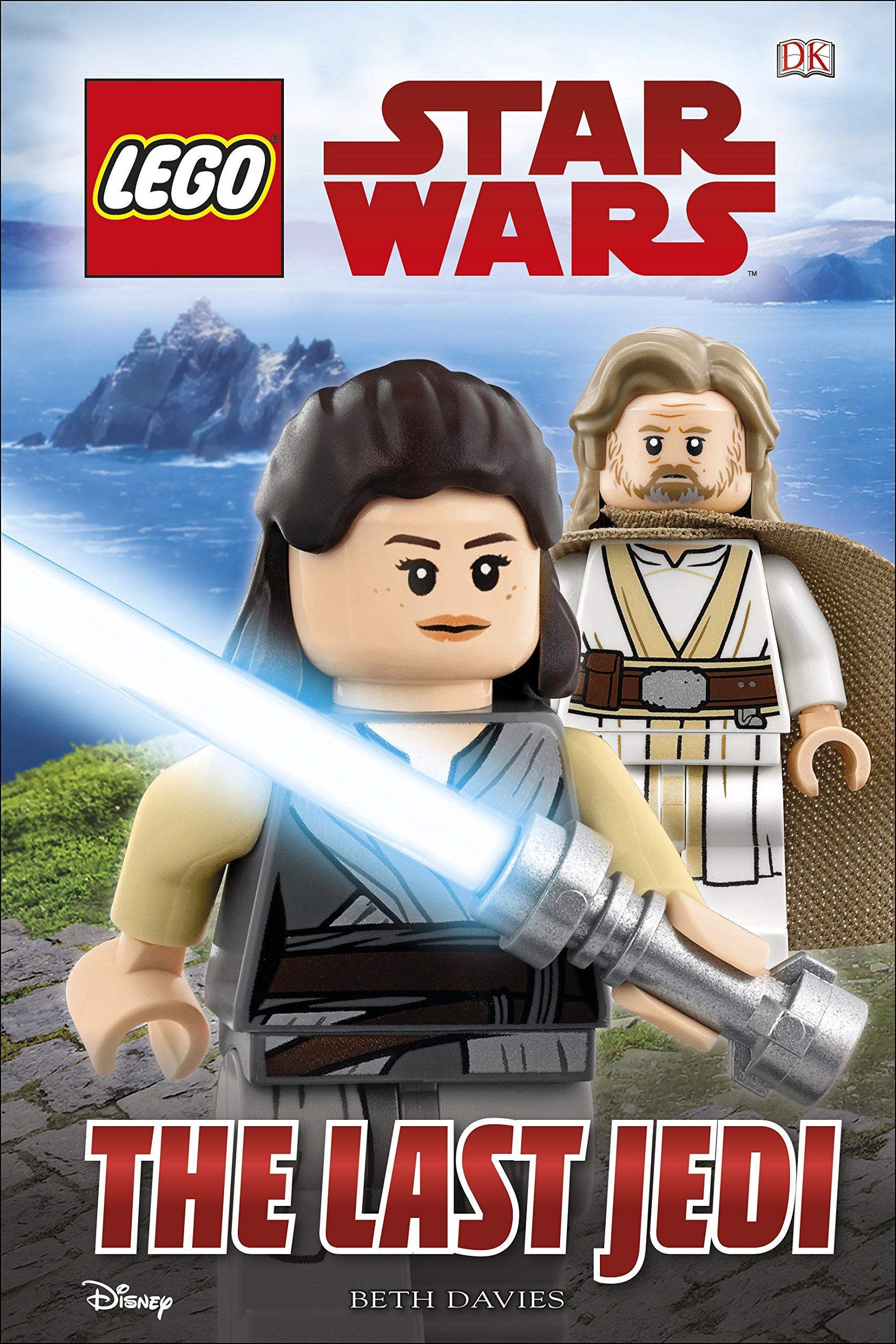 Lego Star Wars: The Last Jedi (DK)