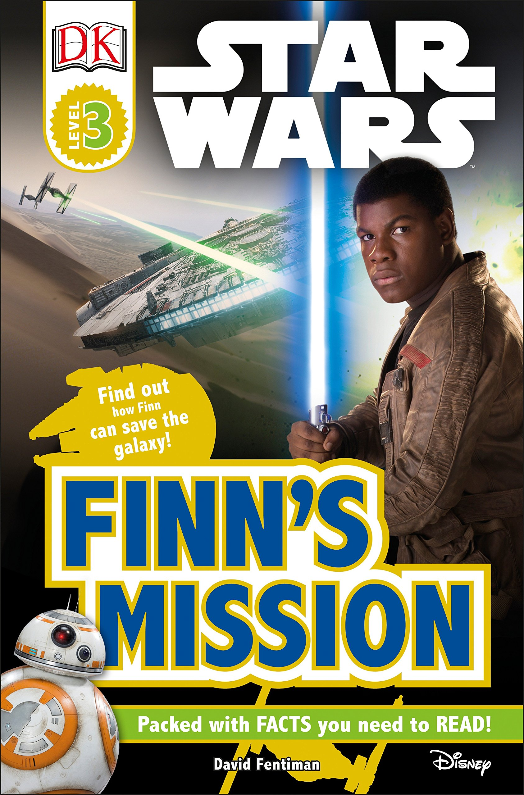 Star Wars: Finn's Mission