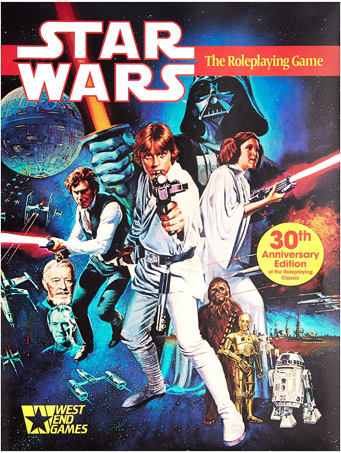 Star Wars: The Role Playing Game (30th Anniversary Edition)