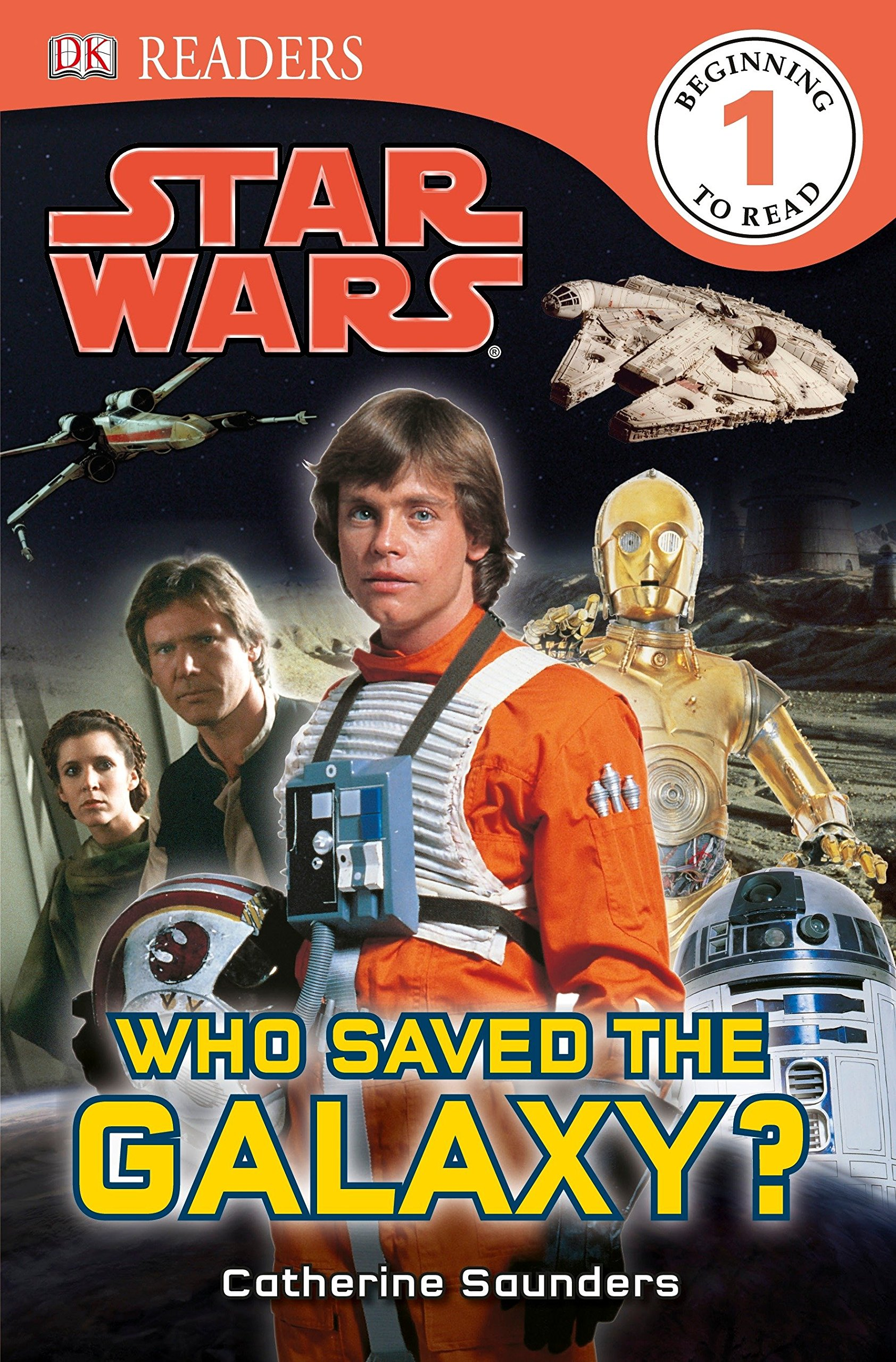 Star Wars: Who Saved the Galaxy?
