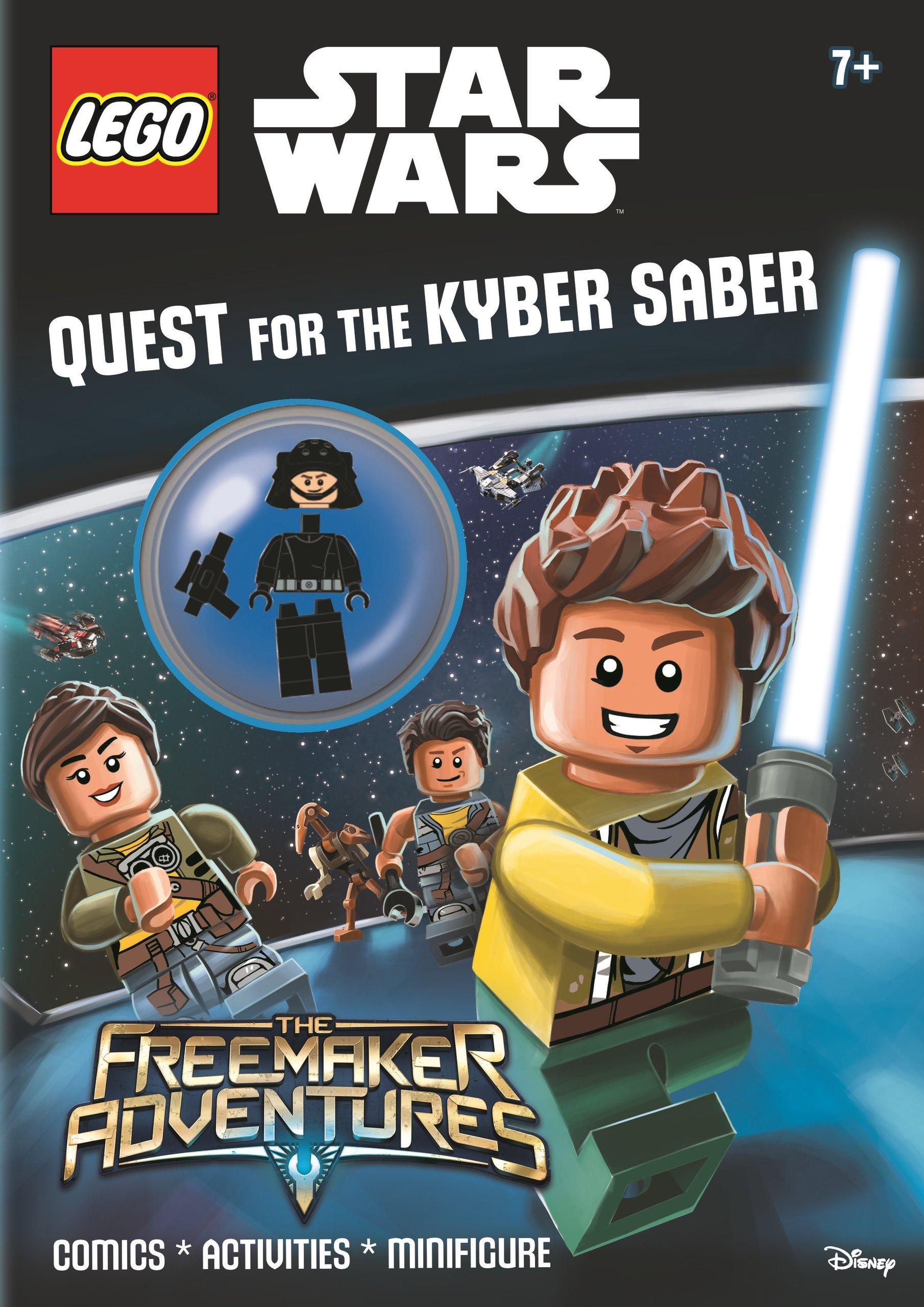 Lego Star Wars: Quest for the Kyber Saber (U.K.)