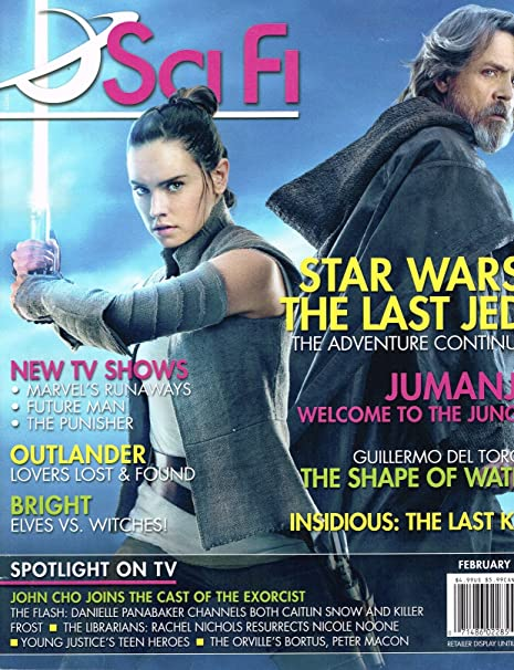 SciFi Magazine February 2018