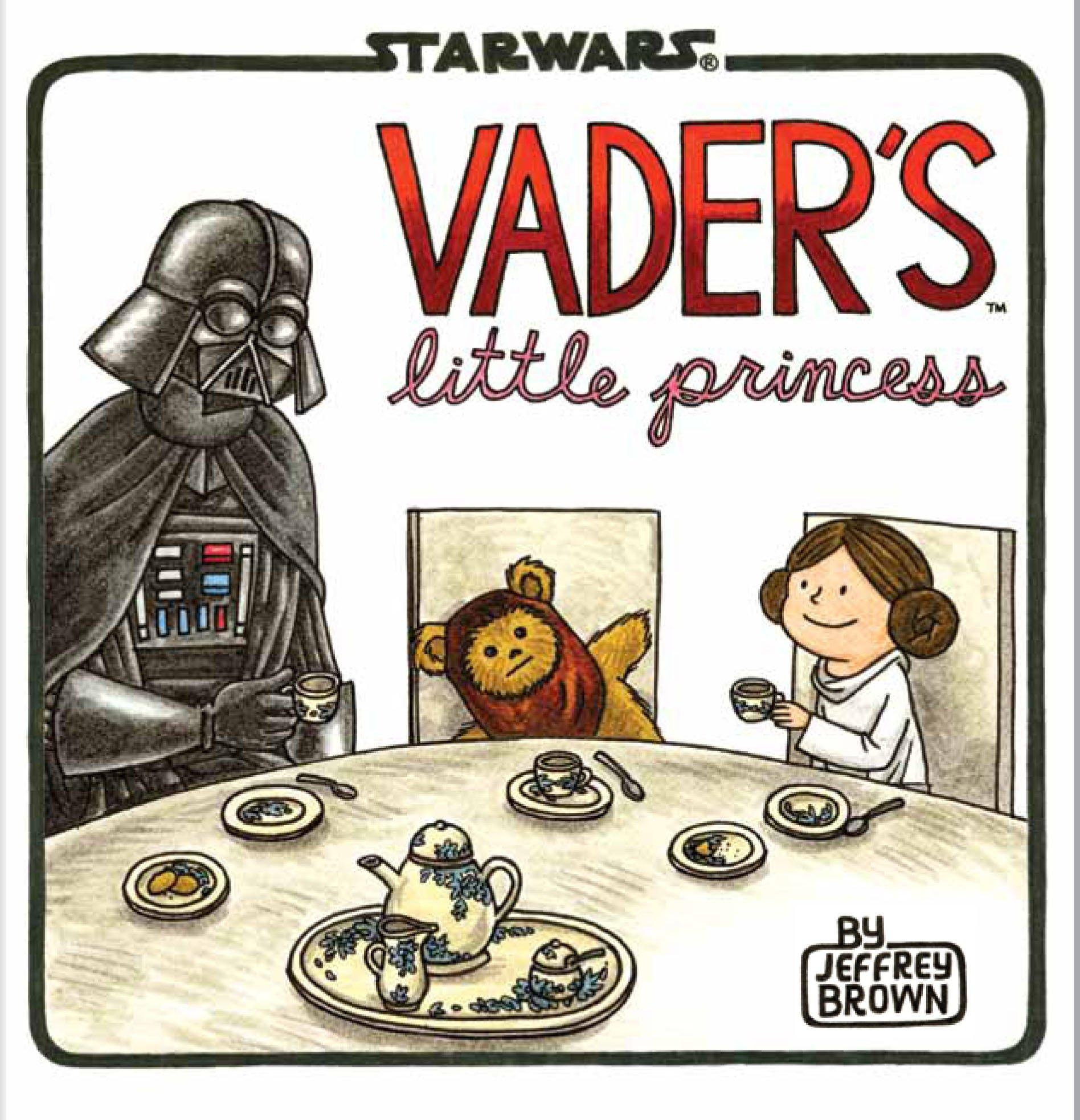 Star Wars: Vader's Little Princess