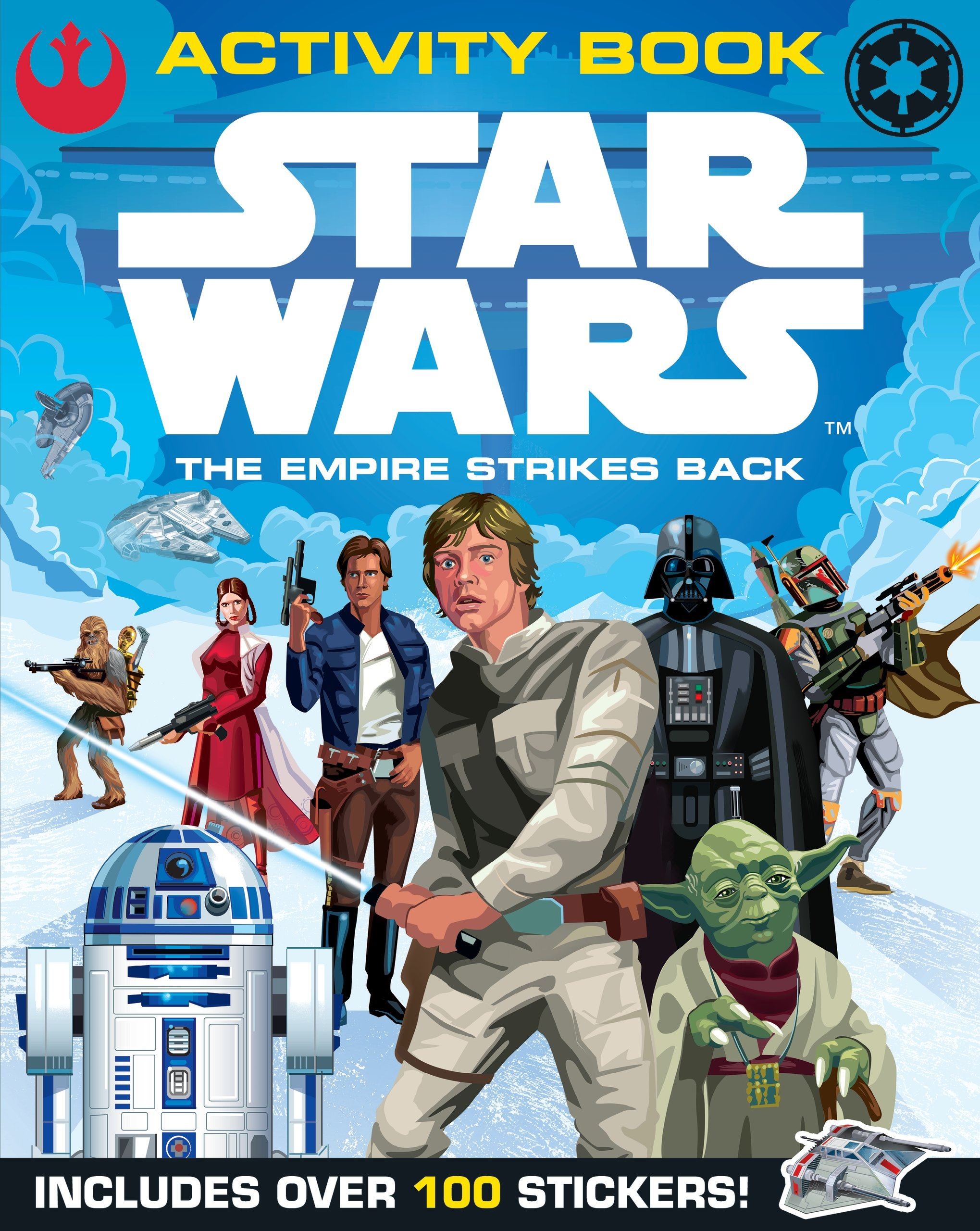 Star Wars: The Empire Strikes Back Activity Book