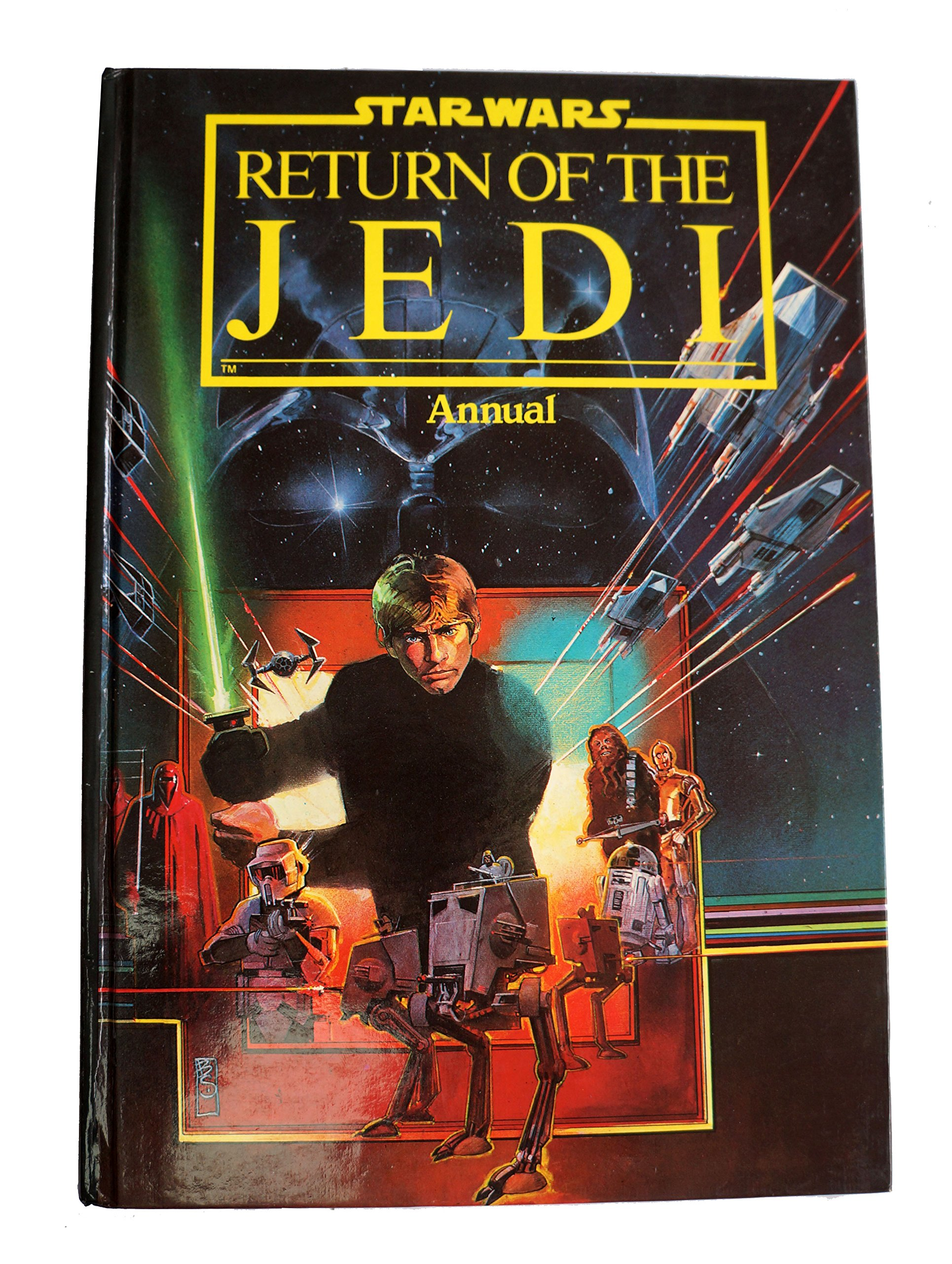 Return of the Jedi (Marvel UK Annual 1983)