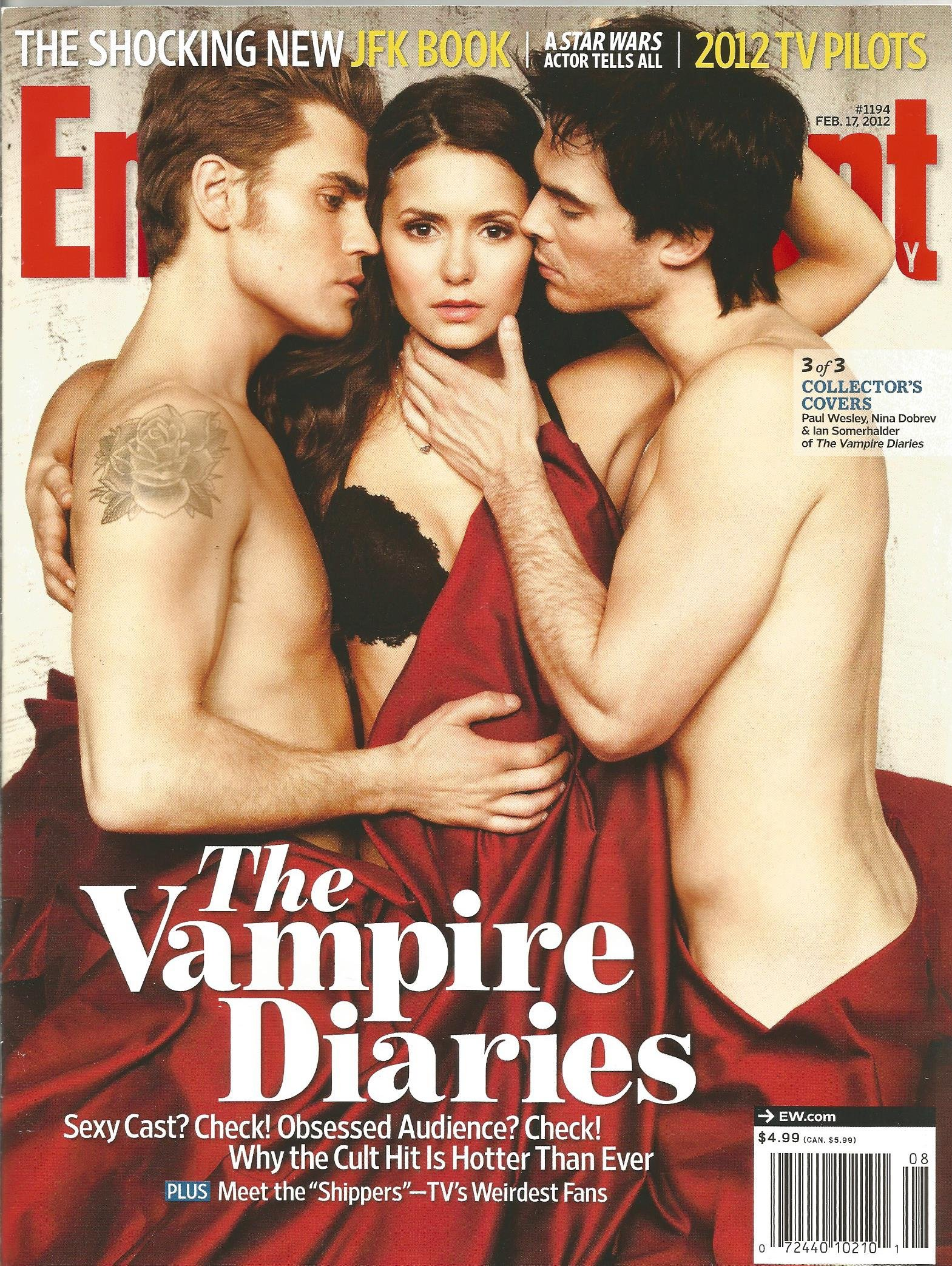 Entertainment Weekly February 17, 2012