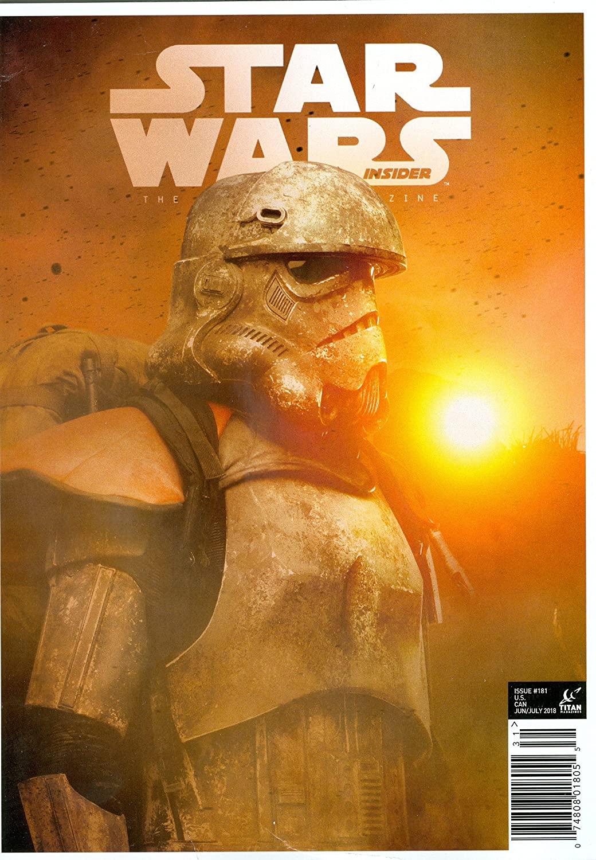 Star Wars Insider 181 - Subscriber Edition