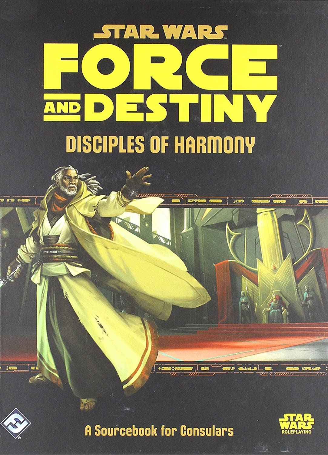 Star Wars Force and Destiny: Disciples of Harmony