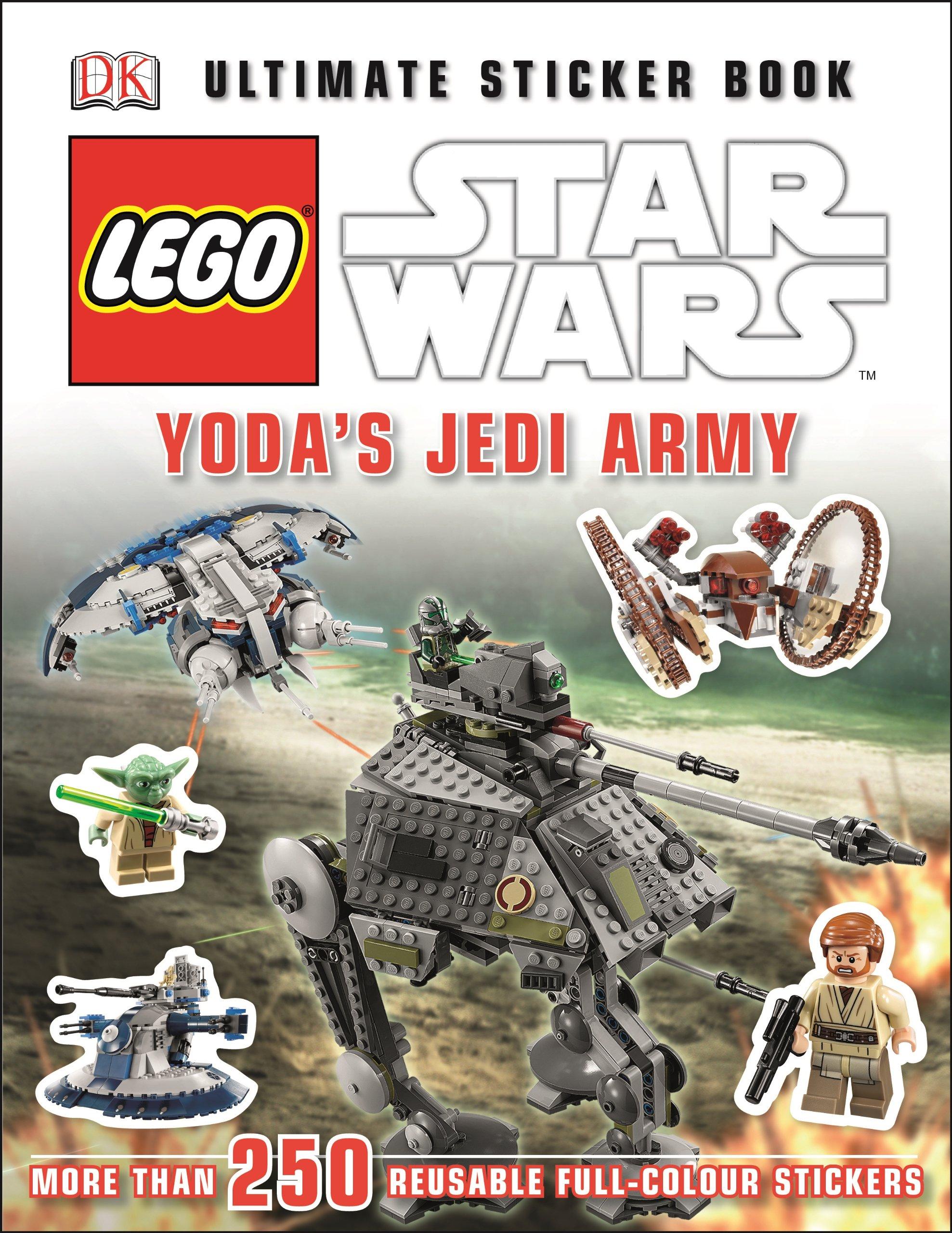Lego Star Wars: Yoda's Jedi Army
