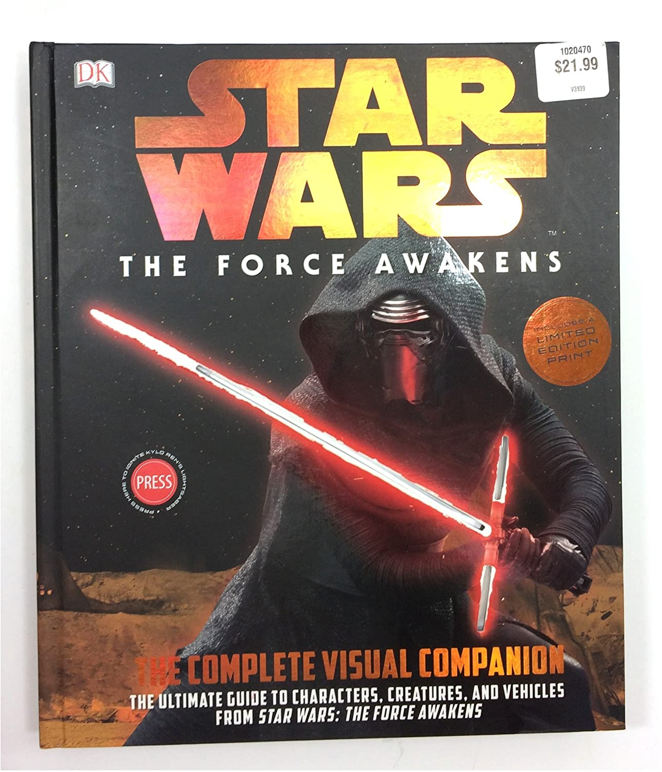 Star Wars The Force Awakens: The Complete Visual Companion