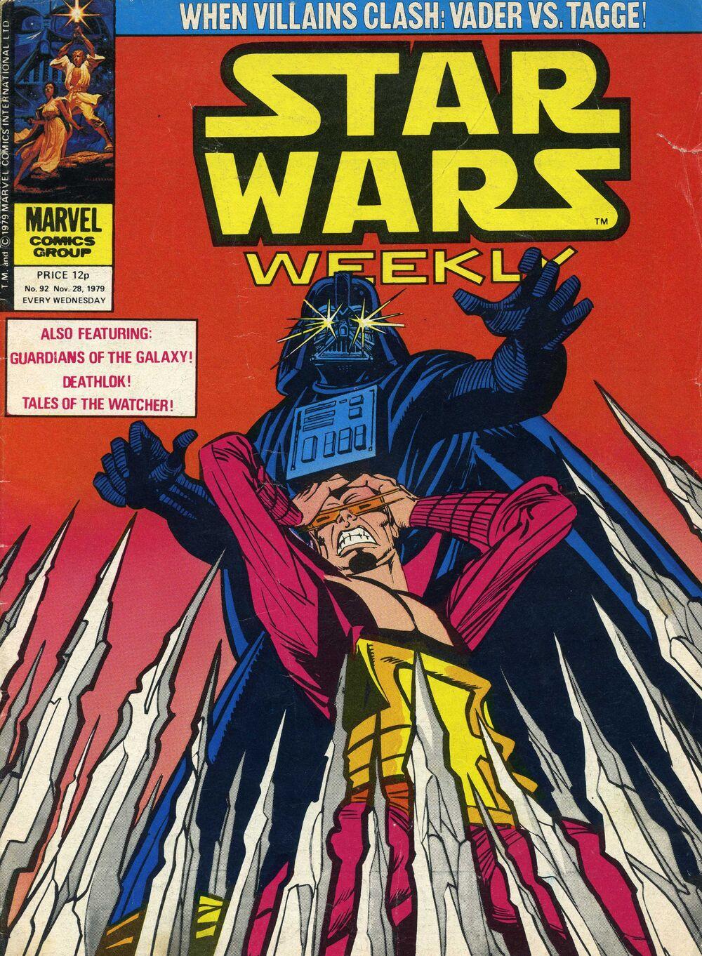 Star Wars Weekly 92