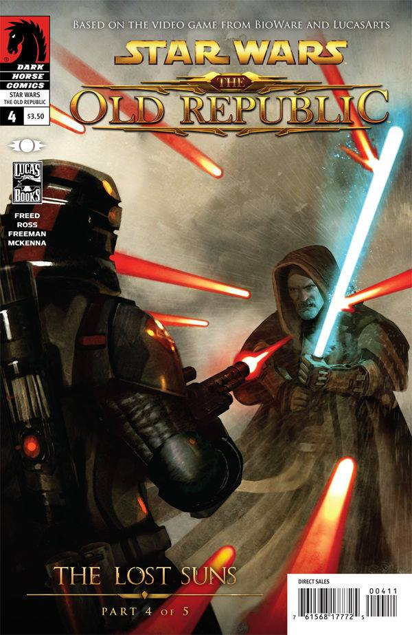Star Wars The Old Republic: The Lost Suns 4