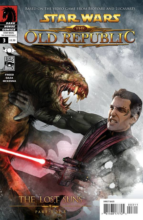 Star Wars The Old Republic: The Lost Suns 3