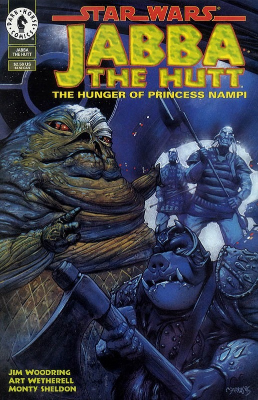 Star Wars Jabba the Hutt: The Hunger of Princess Nampi