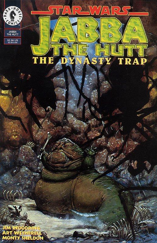 Star Wars Jabba the Hutt: The Dynasty Trap