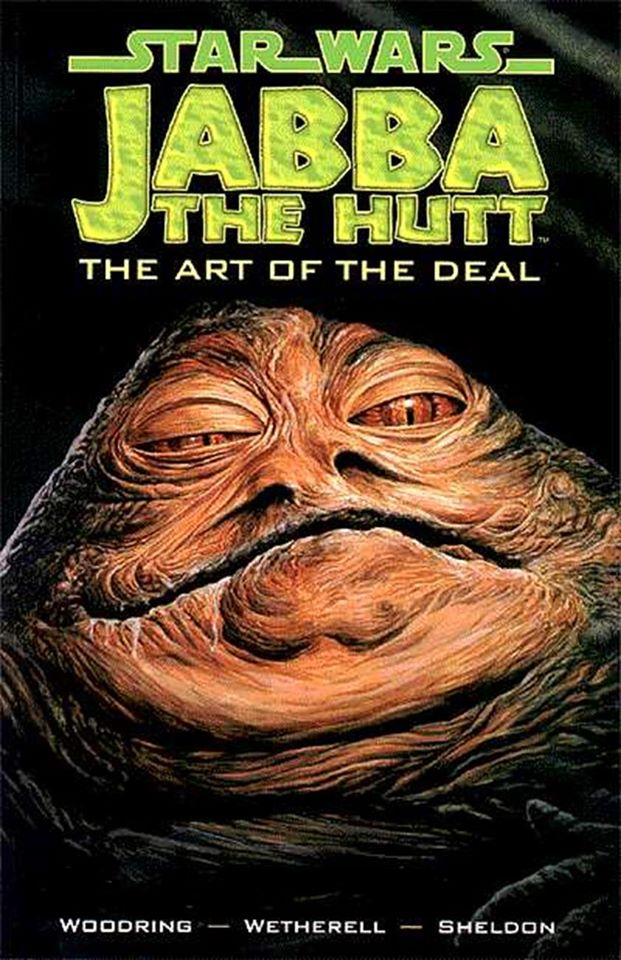 Star Wars Jabba the Hutt: The Art of the Deal